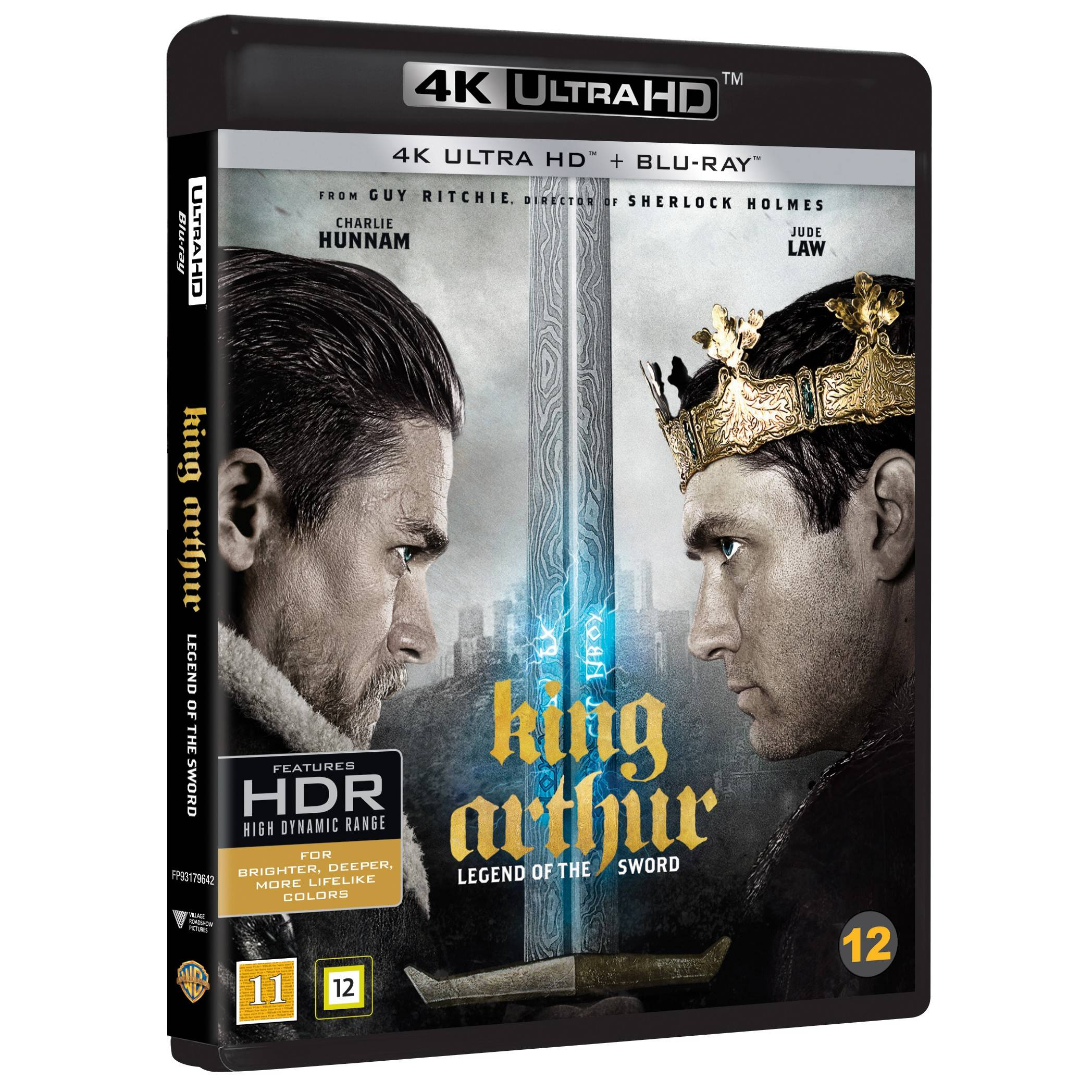 FOX King Arthur: Legend of the Sword (4K UHD)