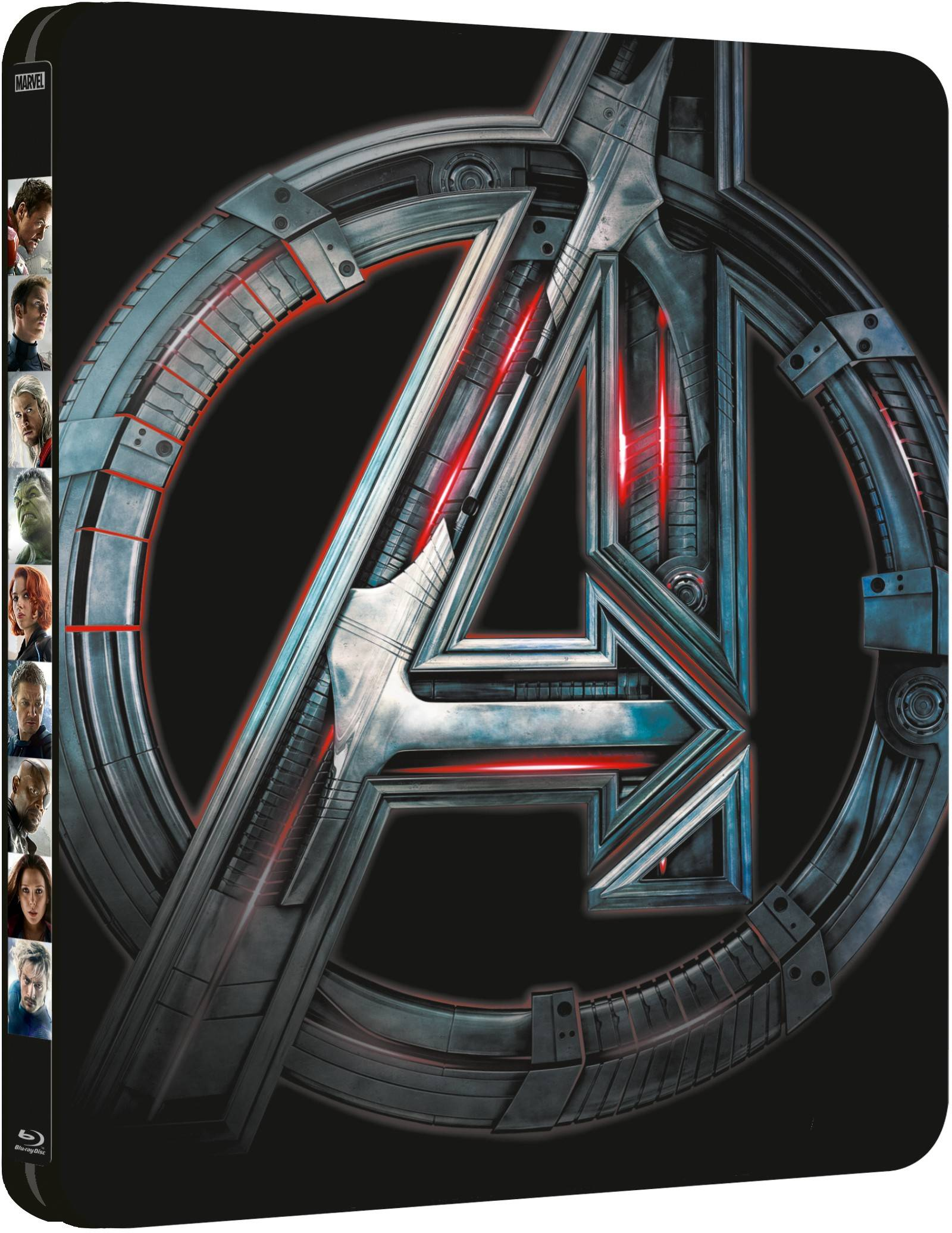 Disney Marvels Avengers: Age of Ultron (Blu-ray)