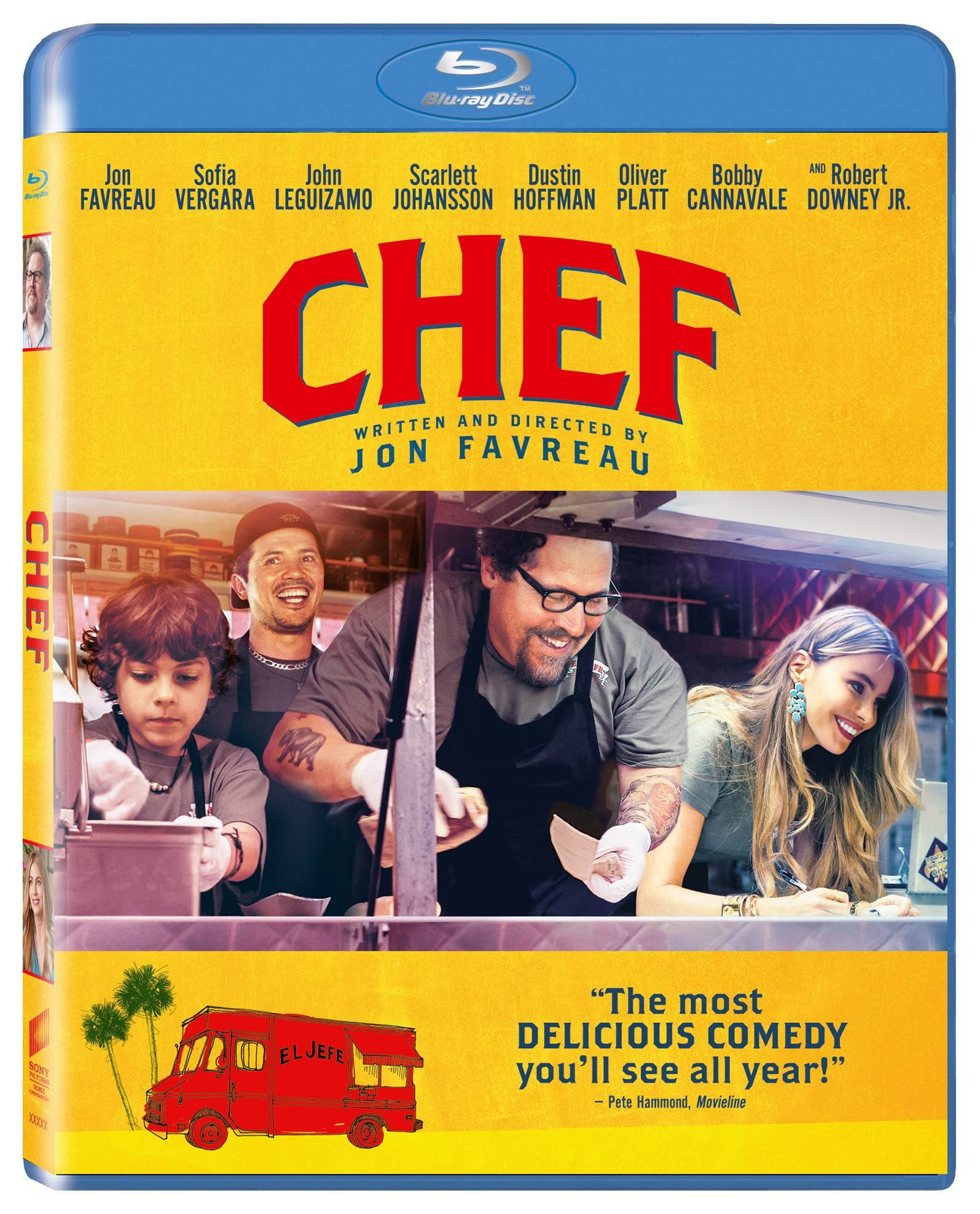 Sony Chef (Blu-ray)
