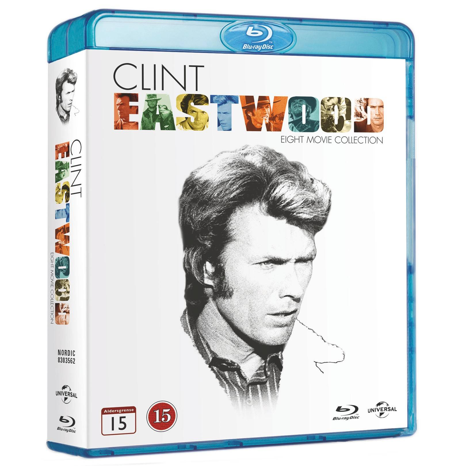 Sony Clint Eastwood Movie Collection (Blu-ray)