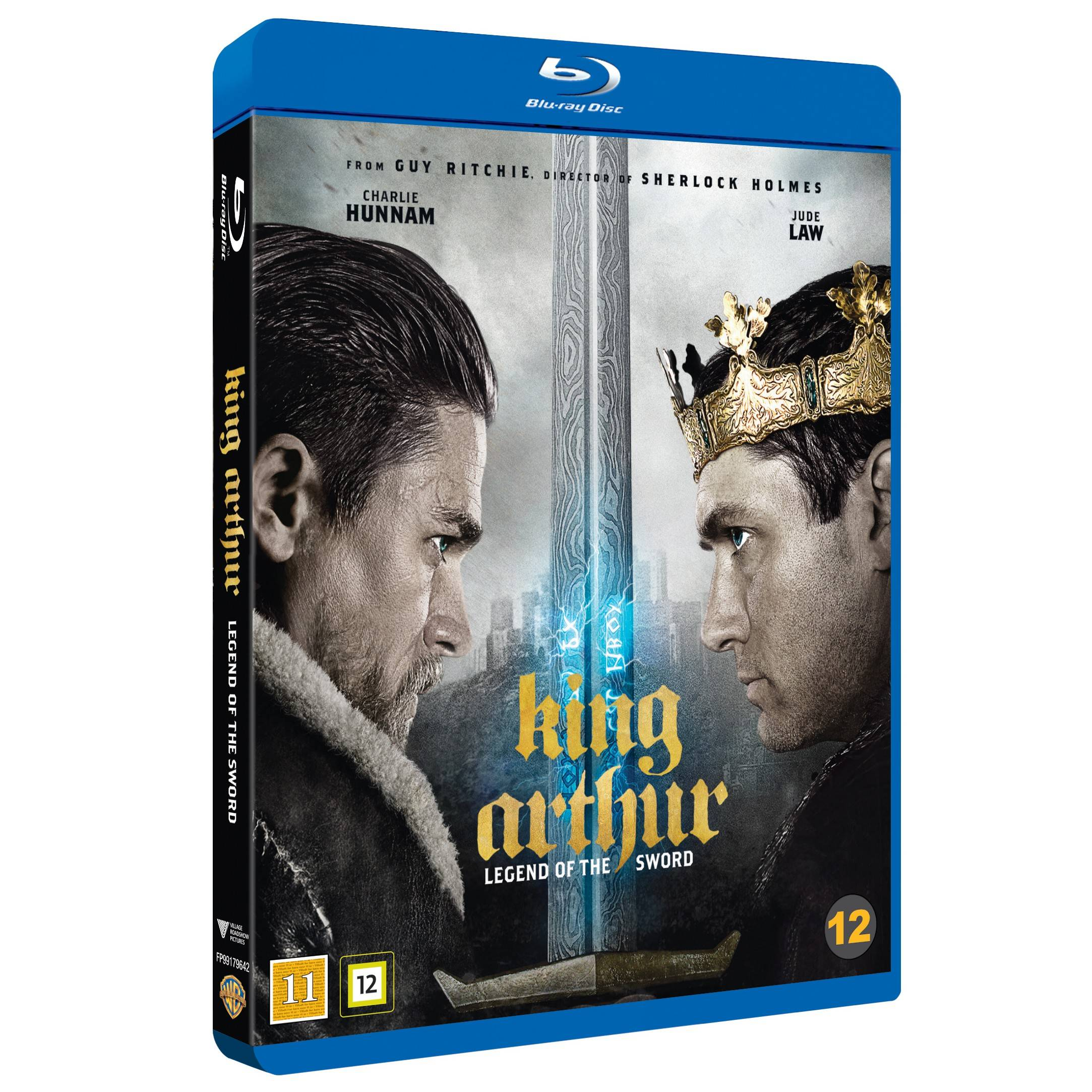 FOX King Arthur: Legend of the Sword (Blu-ray)