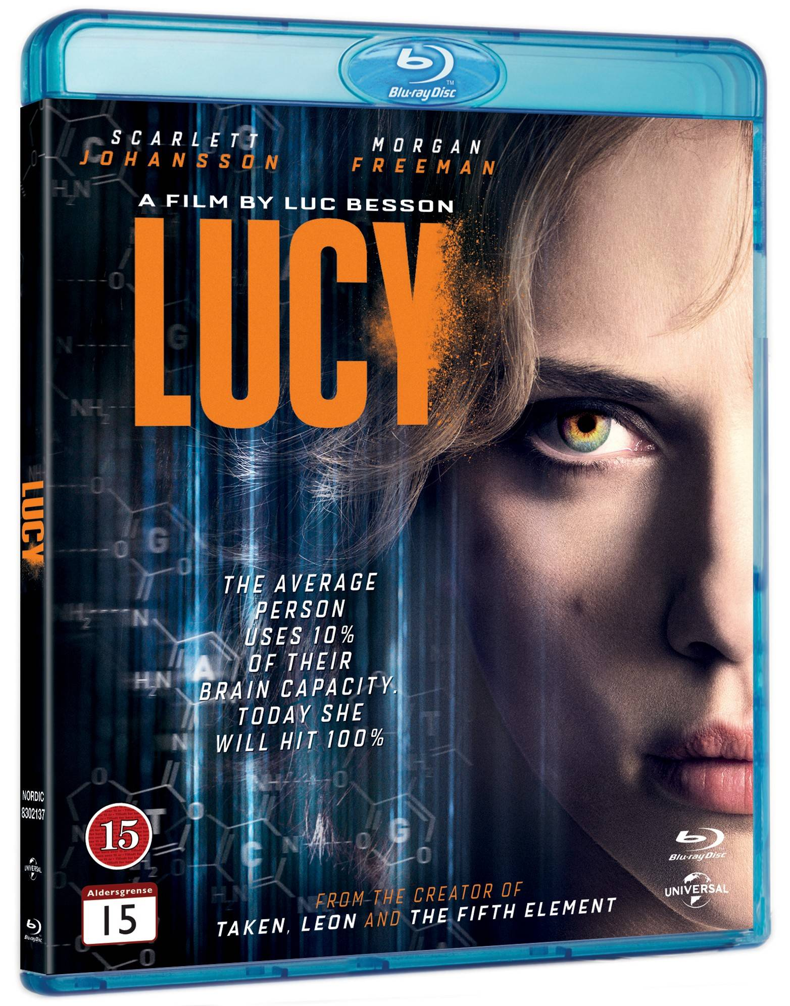 Play Lucy (Blu-ray)