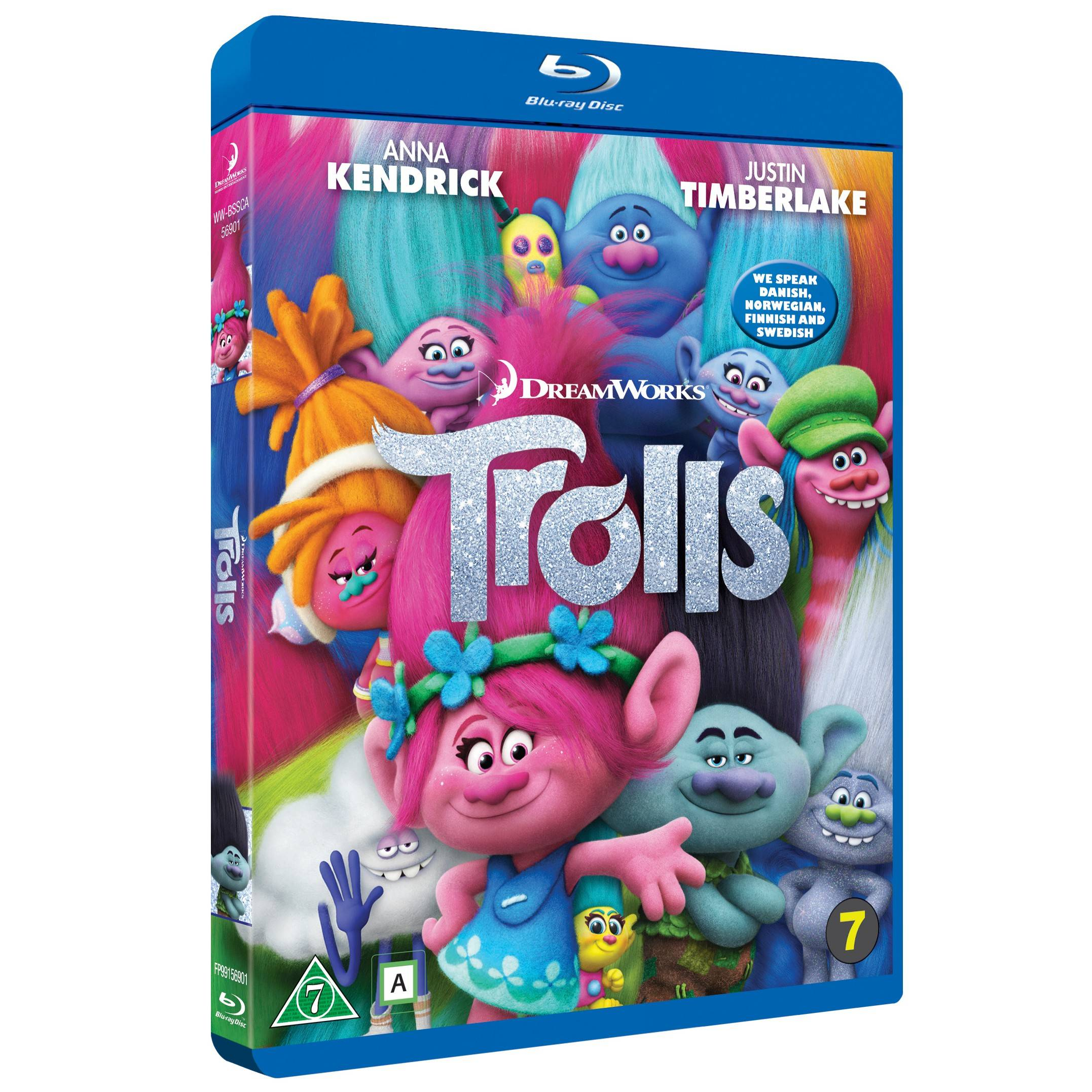 FOX Trolls (Blu-ray)