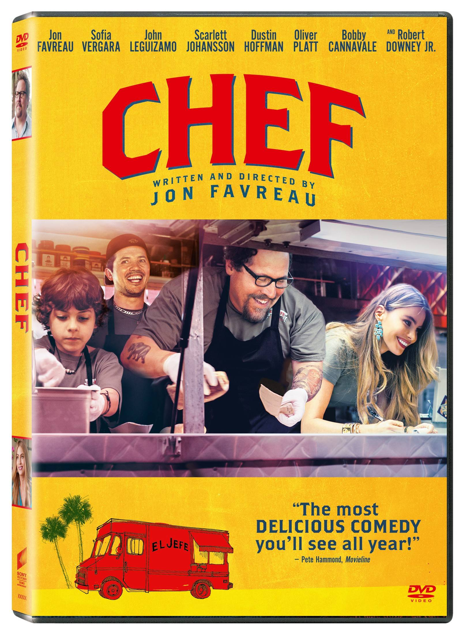 Sony Chef (DVD)