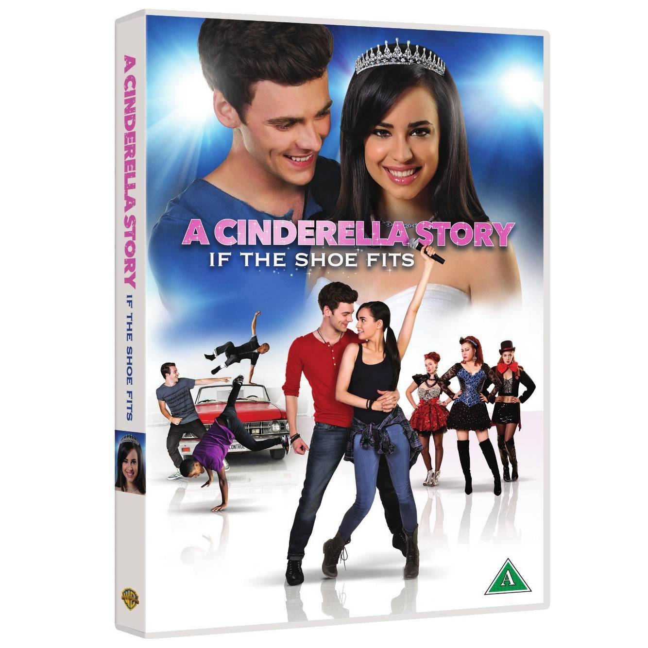 Play A Cinderella Story: If the Shoe Fits (DVD)