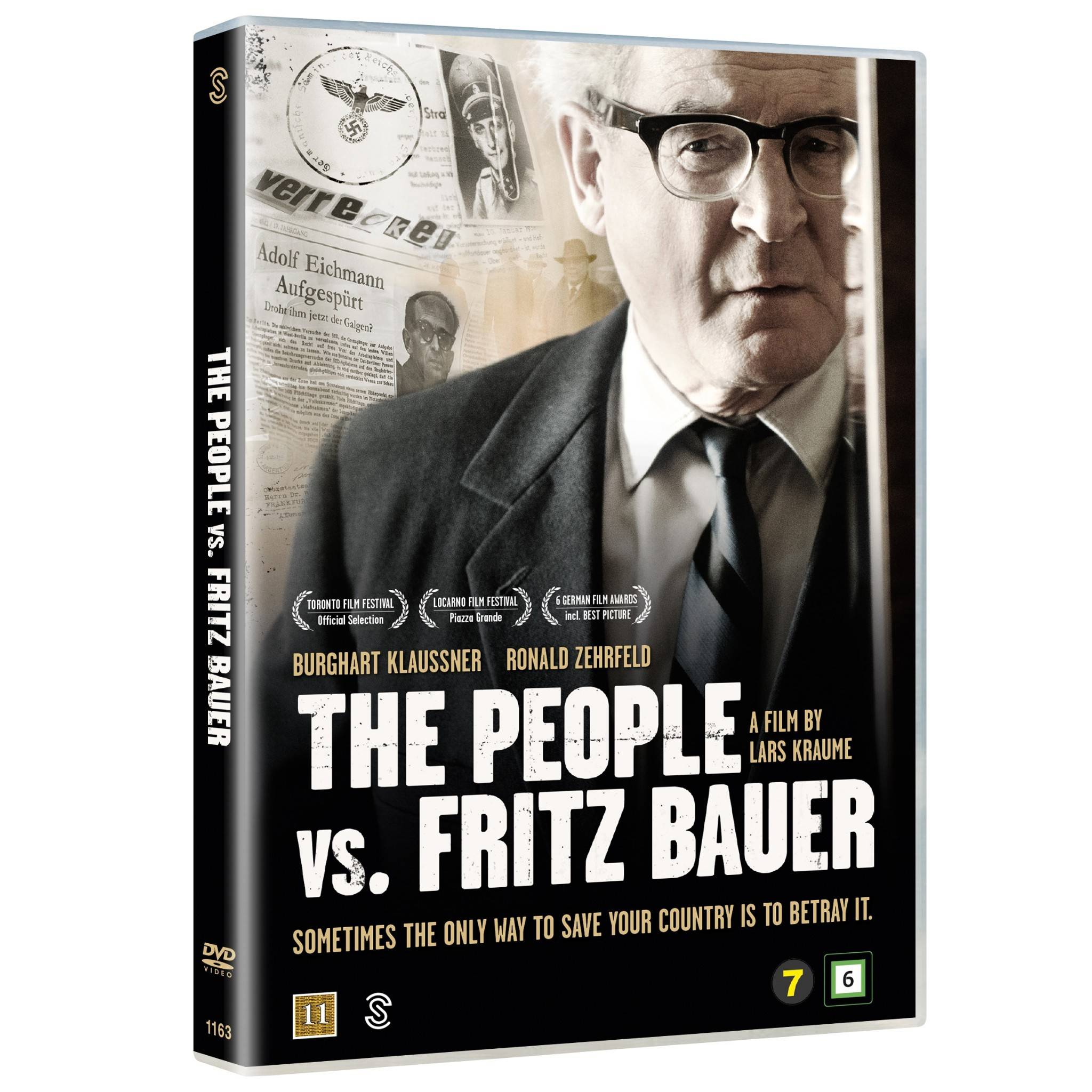 Scanbox The People vs. Fritz Bauer (DVD)