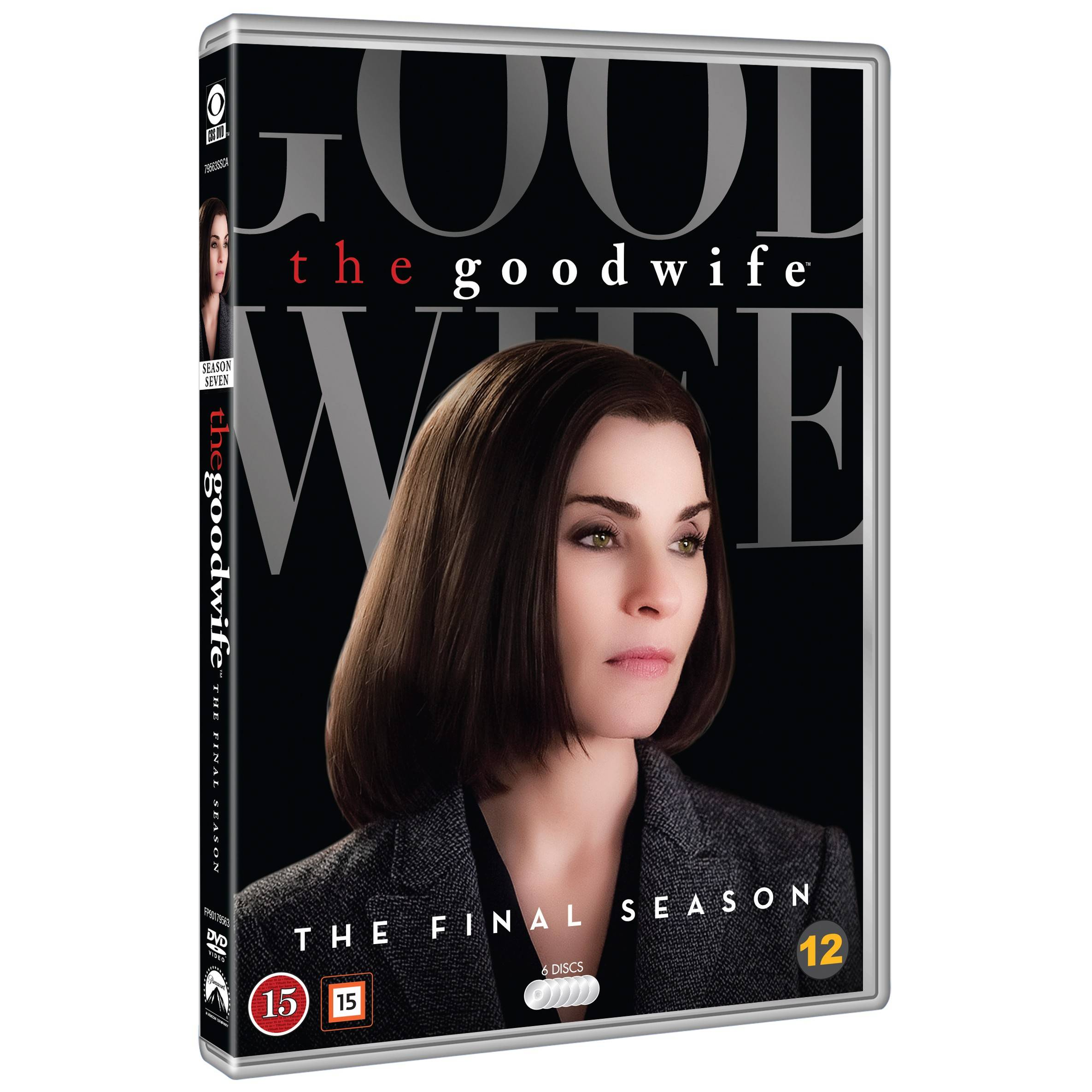 FOX The Good Wife - Kausi 7 (DVD)