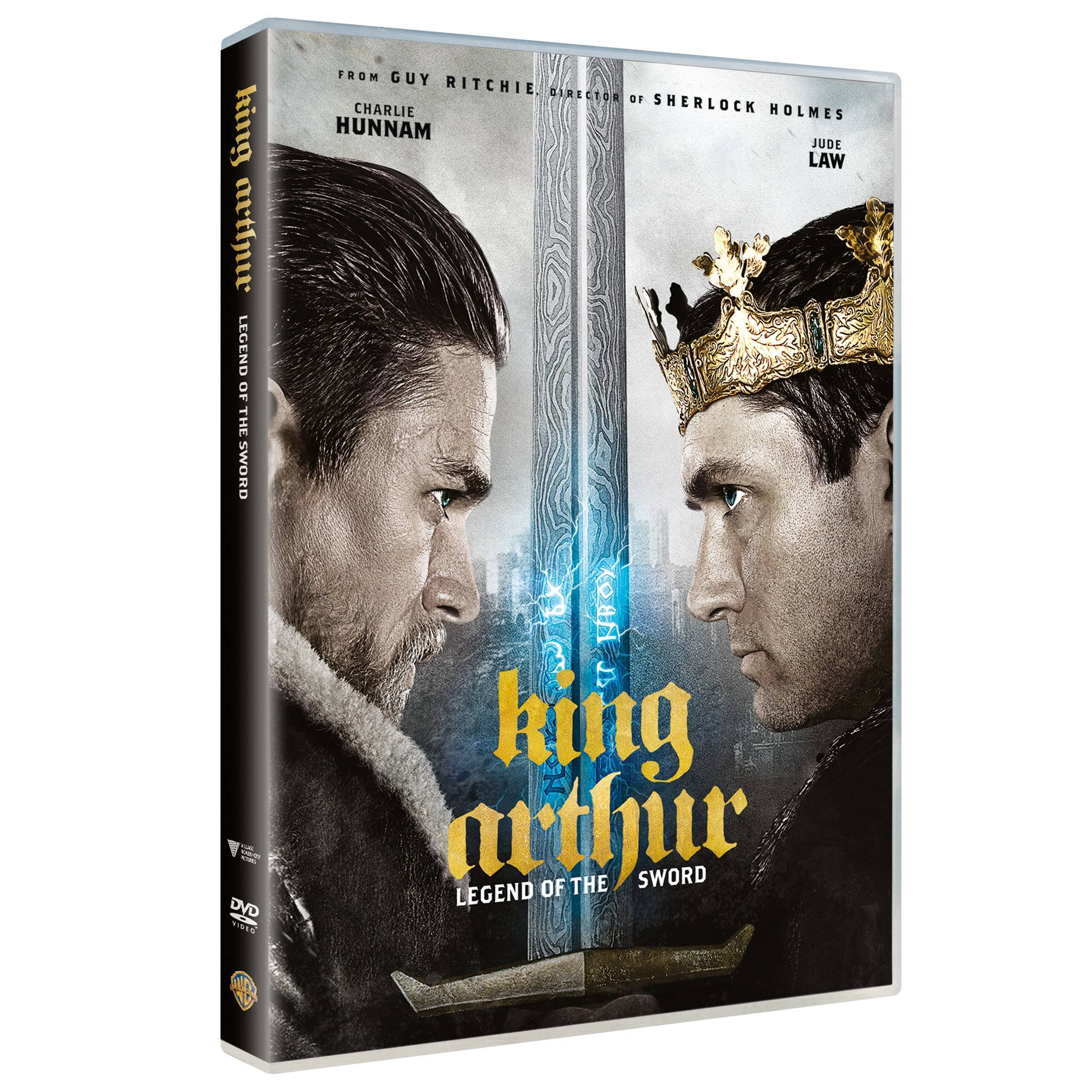 FOX King Arthur: Legend of the Sword (DVD)