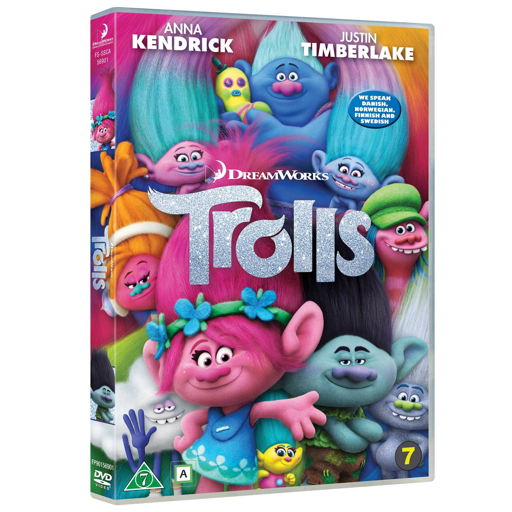 FOX Trolls (DVD)