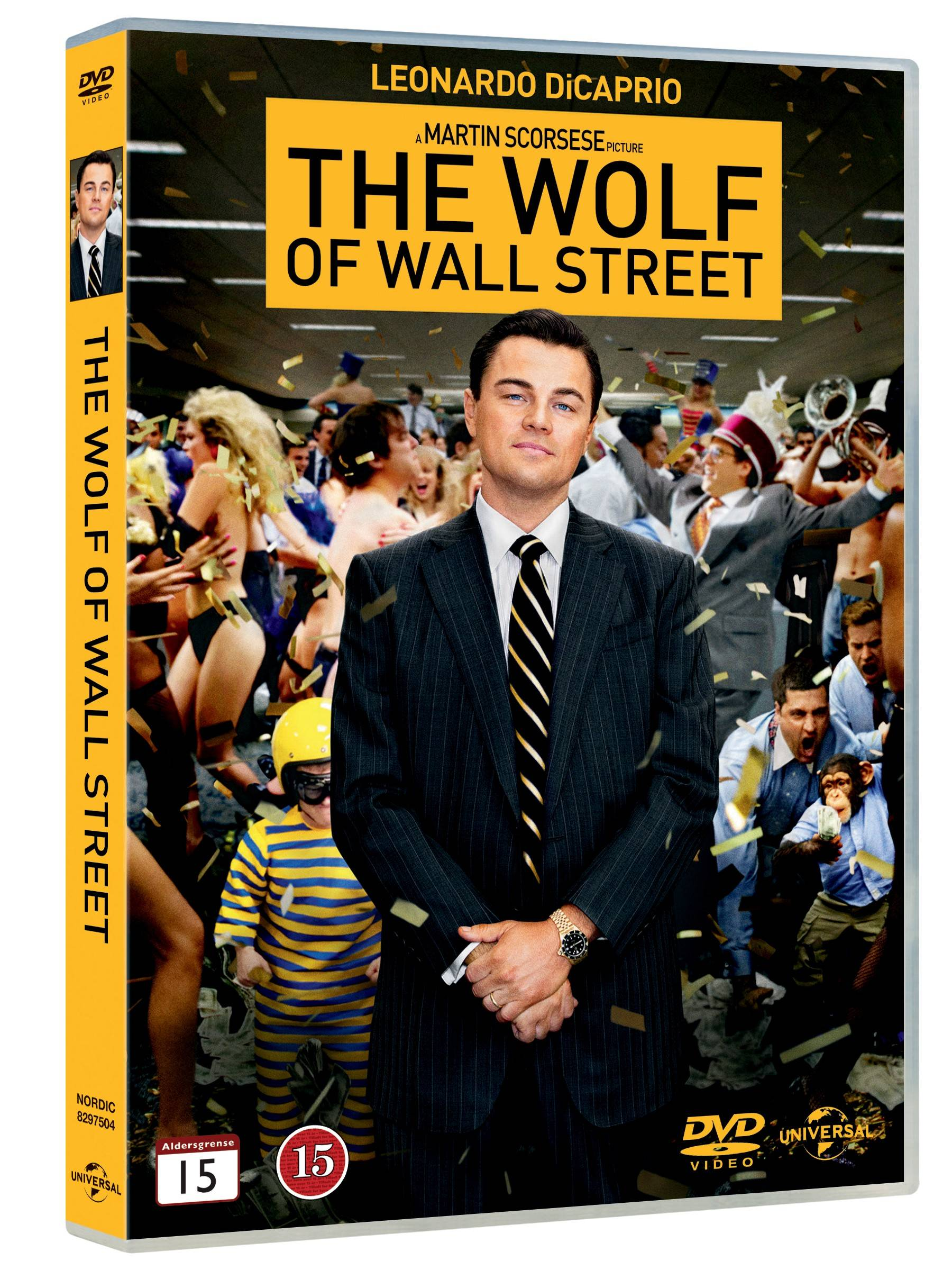 Sony The Wolf of Wall Street (DVD)
