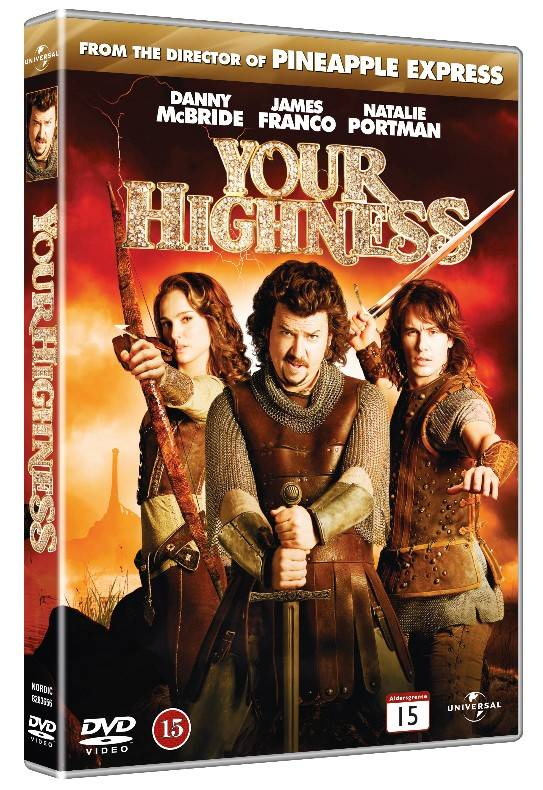 Play Your Highness (DVD)