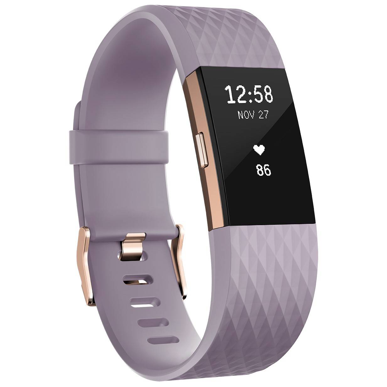 Fitbit Charge 2 Special Edition aktiivisuusranneke (S)