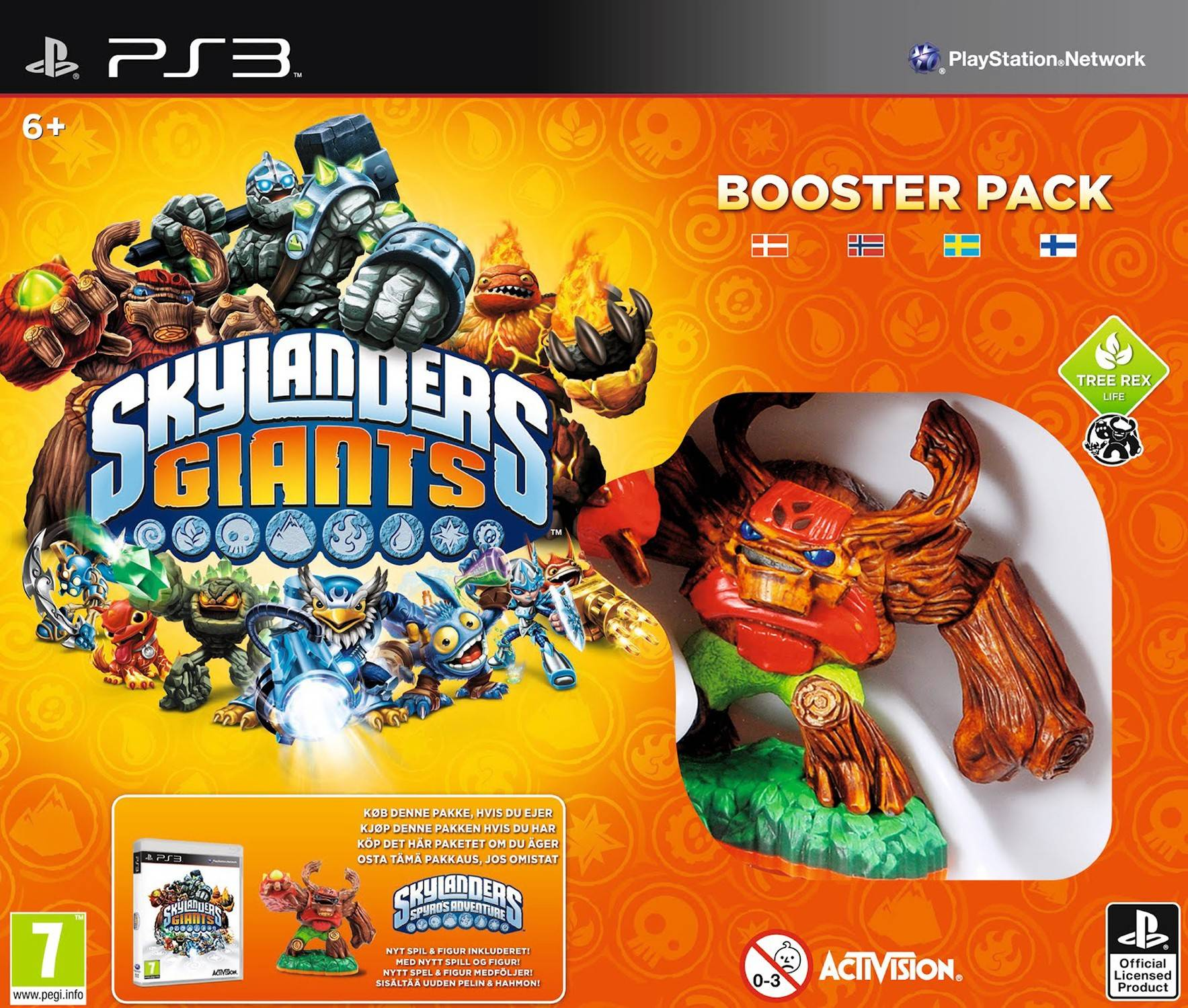 Activision Skylanders Giants - Booster Pack (PS3)