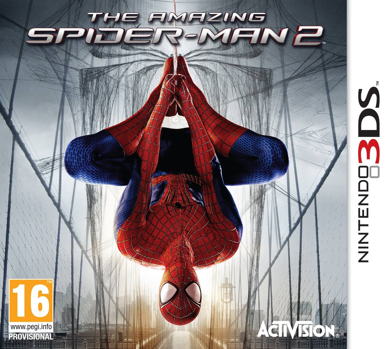 Activision The Amazing Spider-Man 2 (3DS)