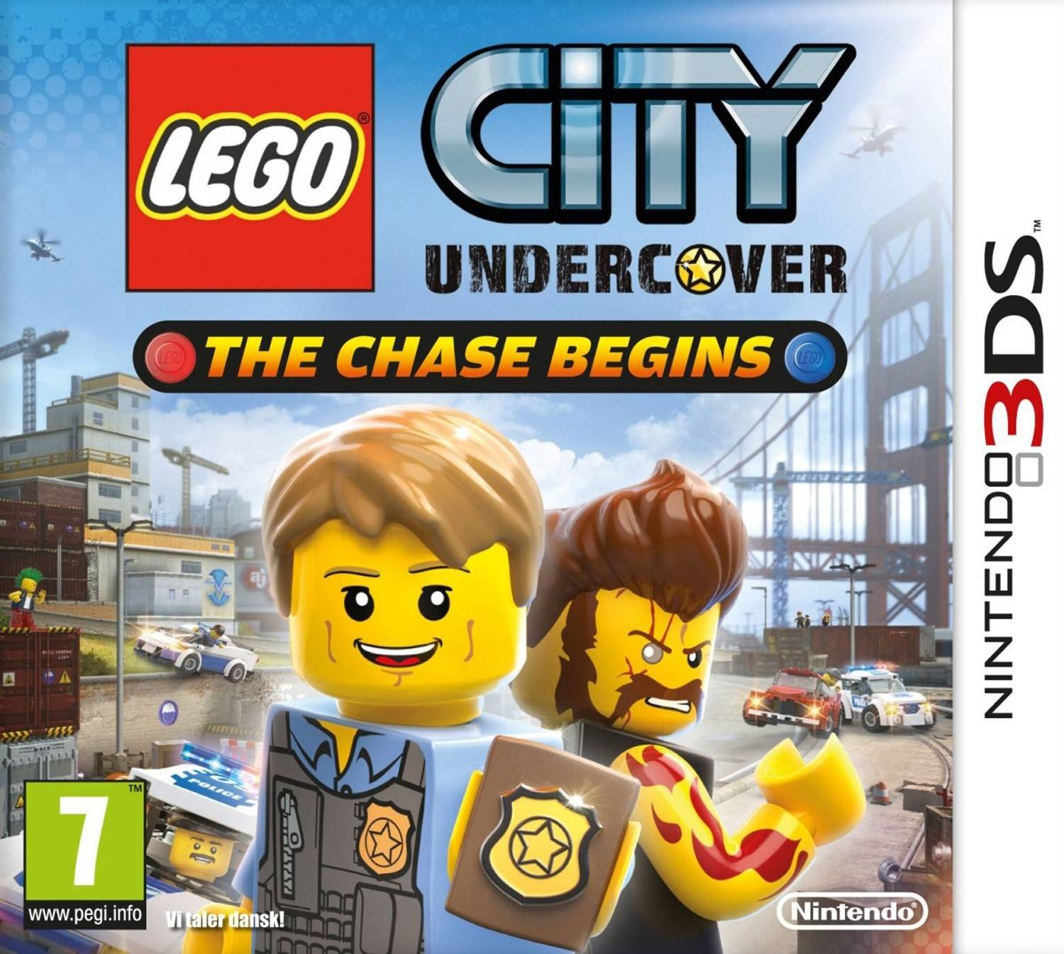 Nintendo LEGO City: Undercover - The Chase Begins (3DS)