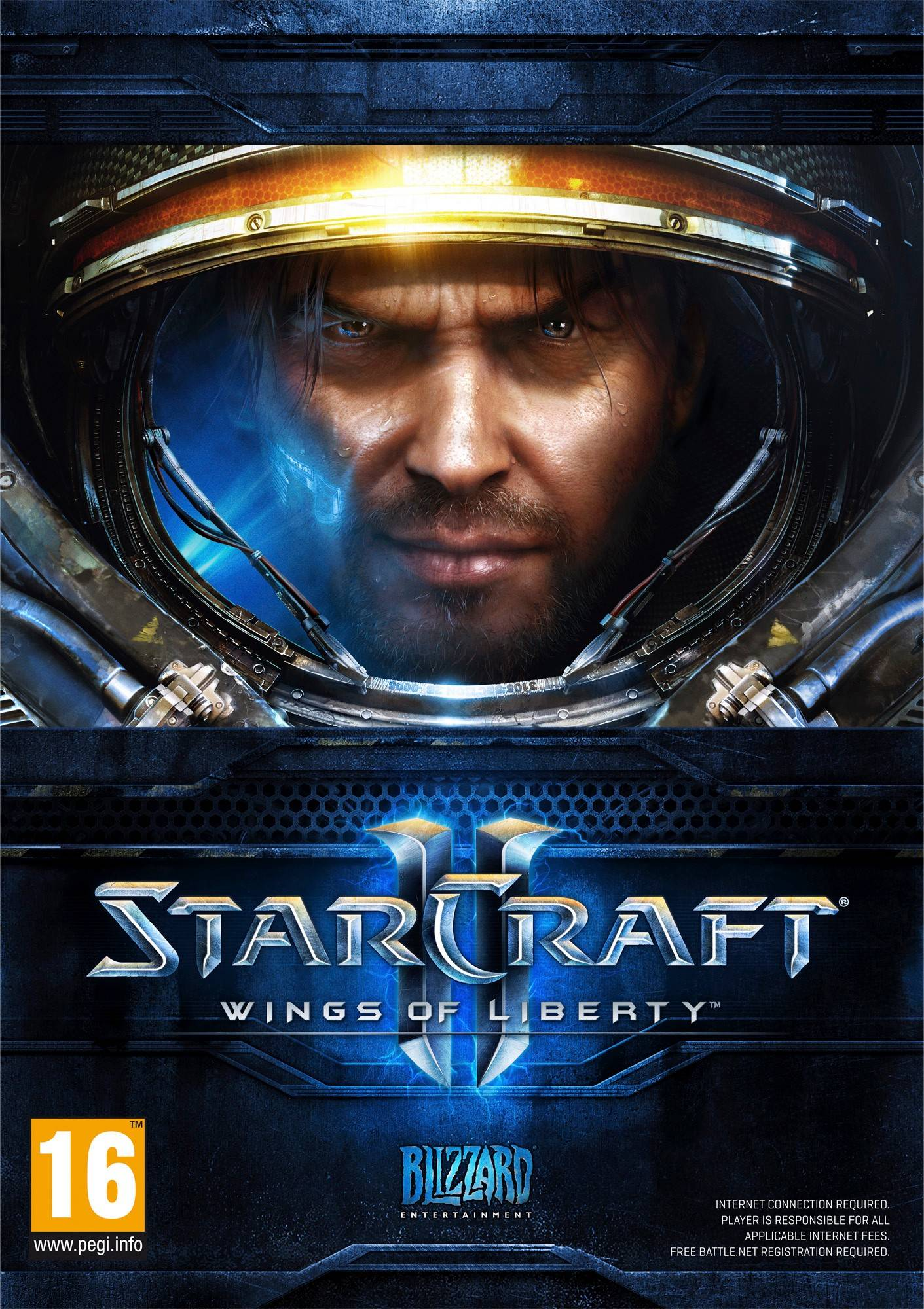 Activision Starcraft II: Wings of Liberty (PC)
