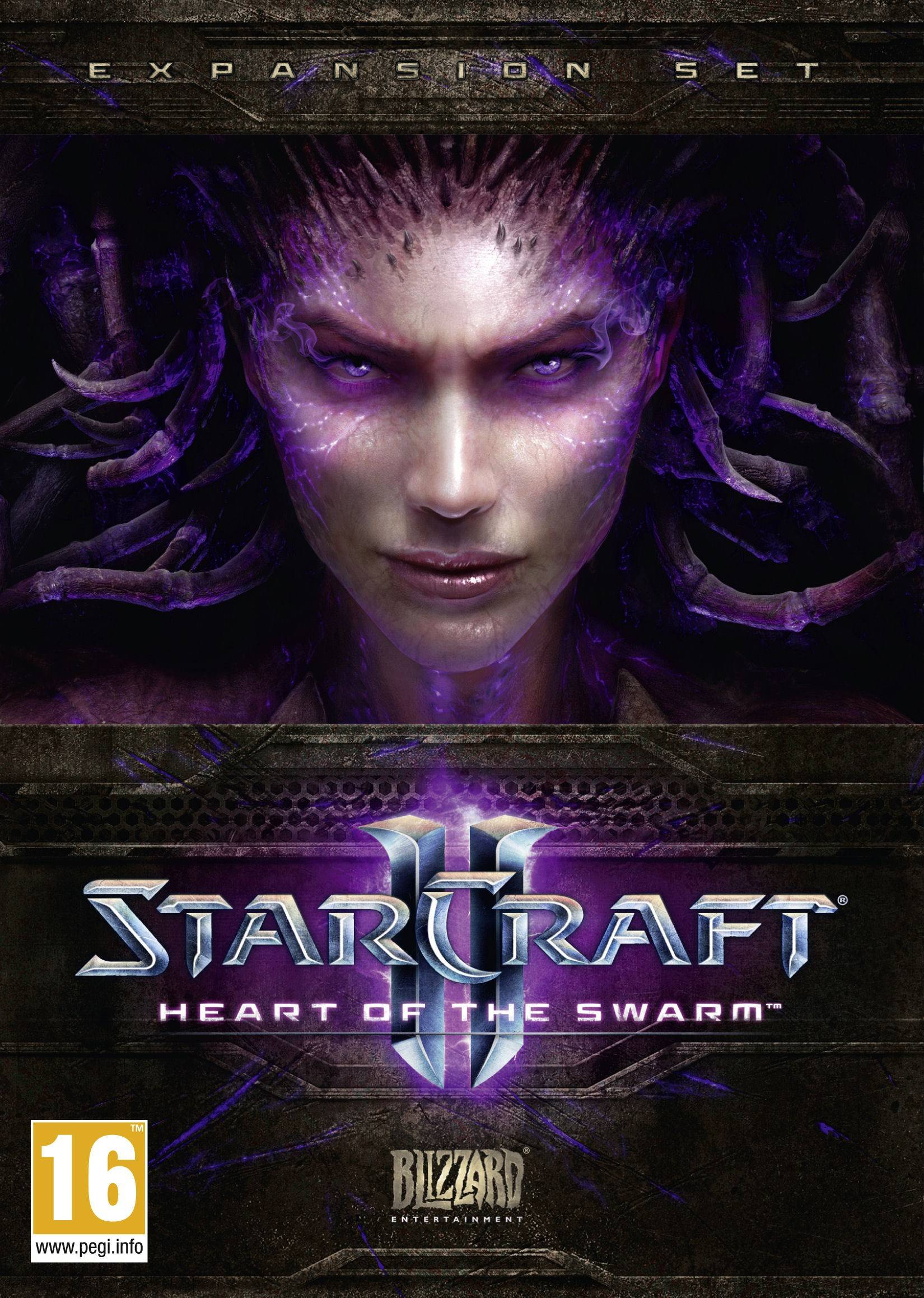 Activision StarCraft 2: Heart of the Swarm (PC)