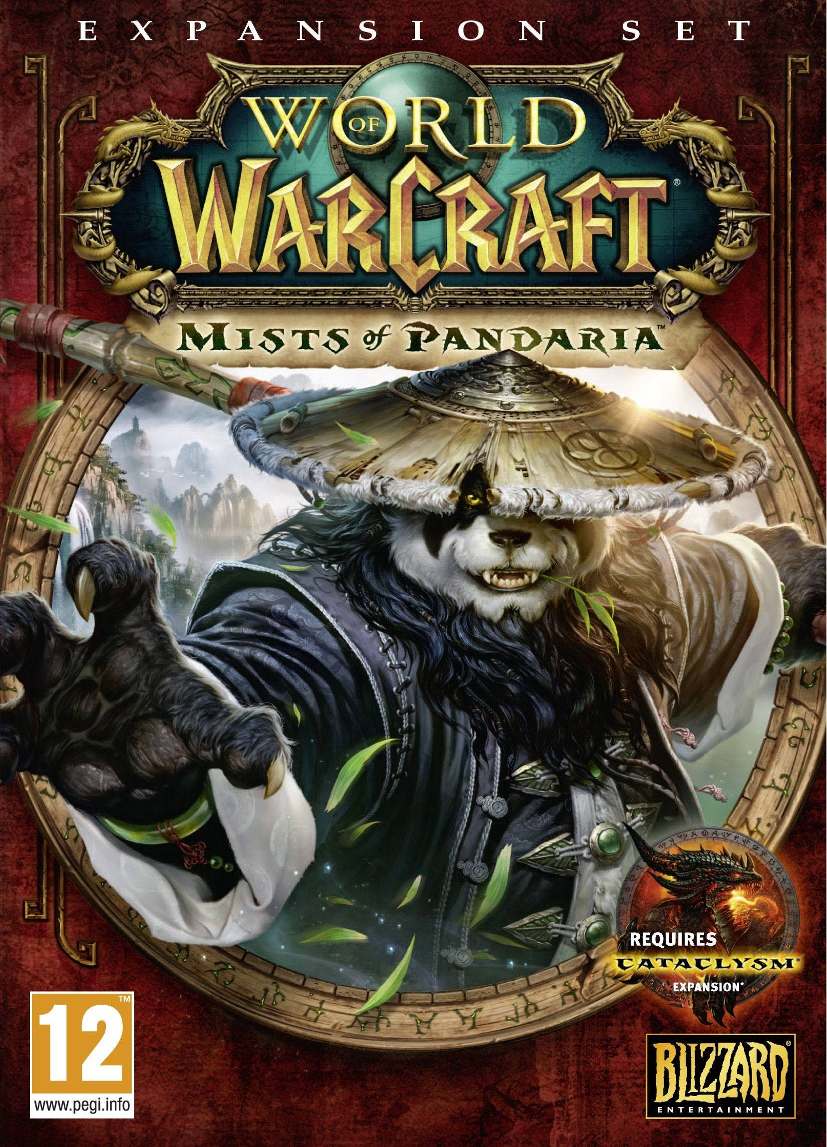 Activision World of Warcraft: Mists of Pandaria (PC)