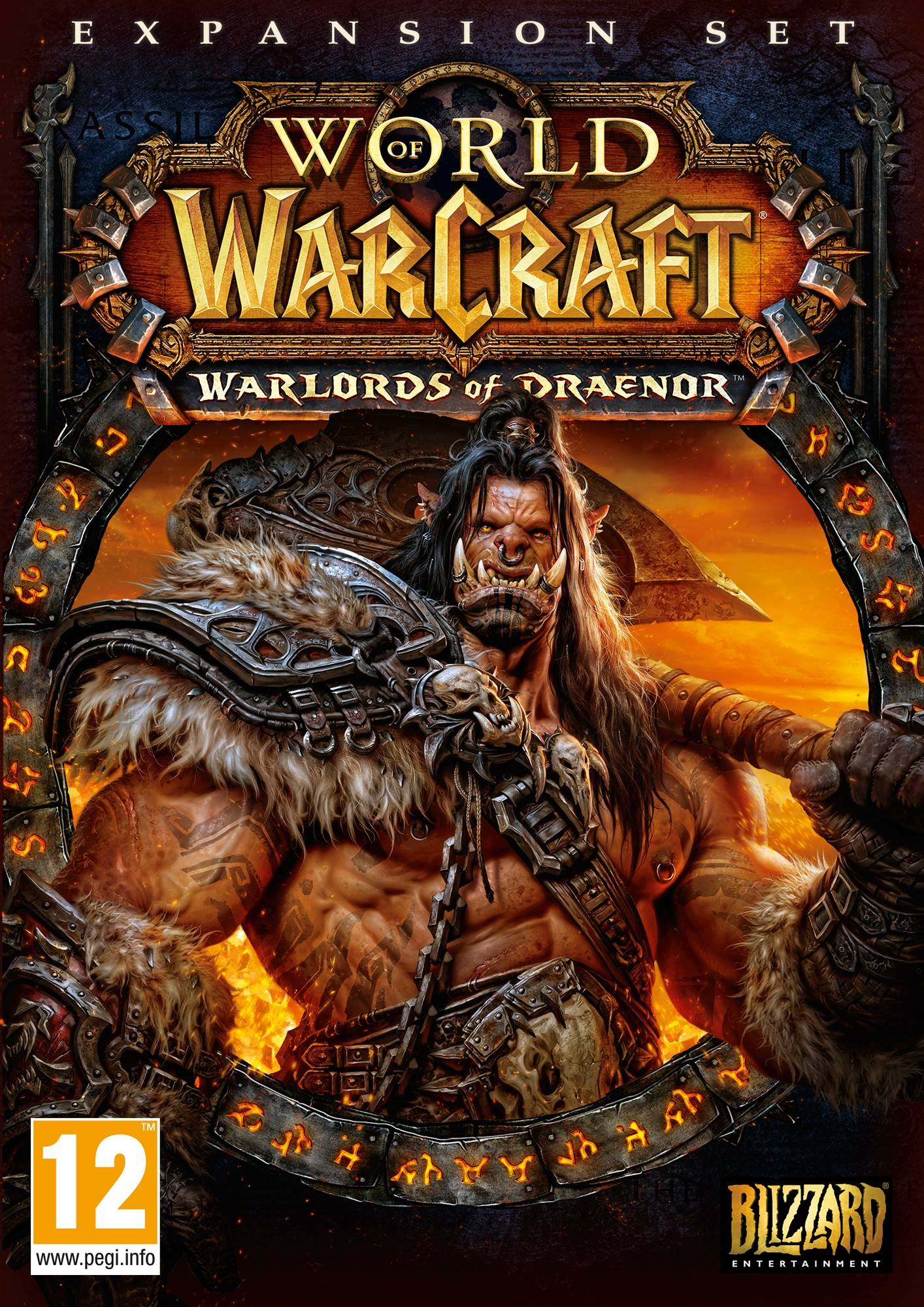 Activision World of Warcraft: Warlords of Draenor (PC)