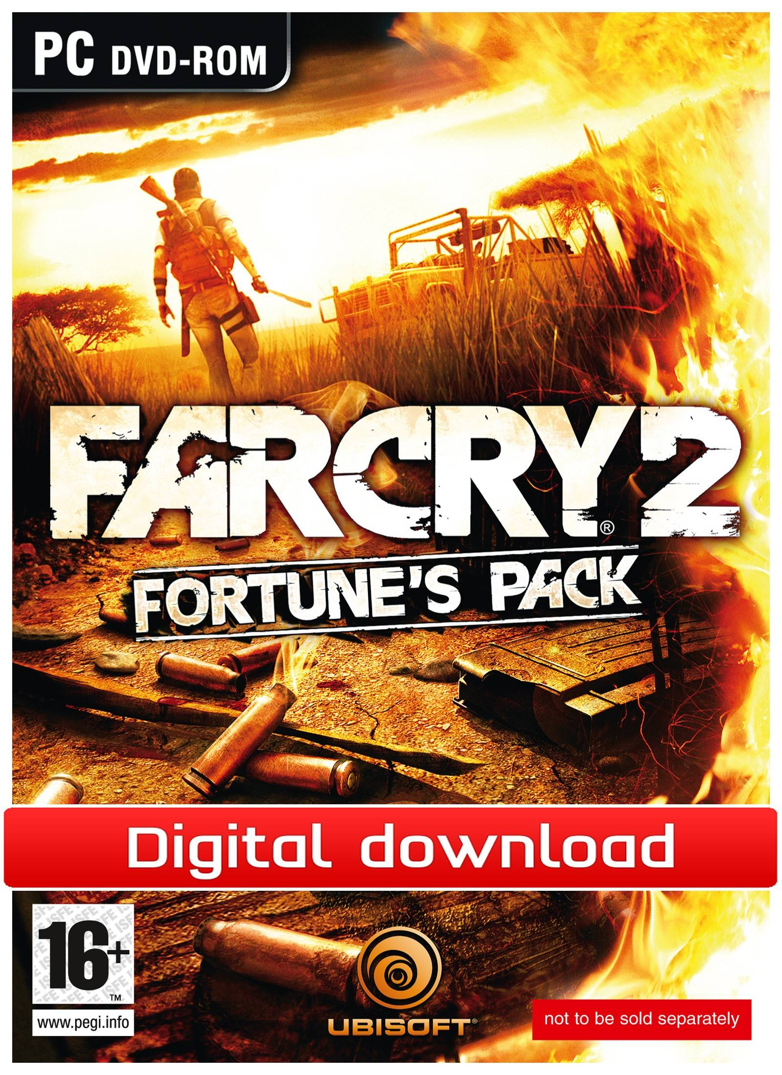 Ubisoft Far Cry 2 - Fortunes Edition (Download)