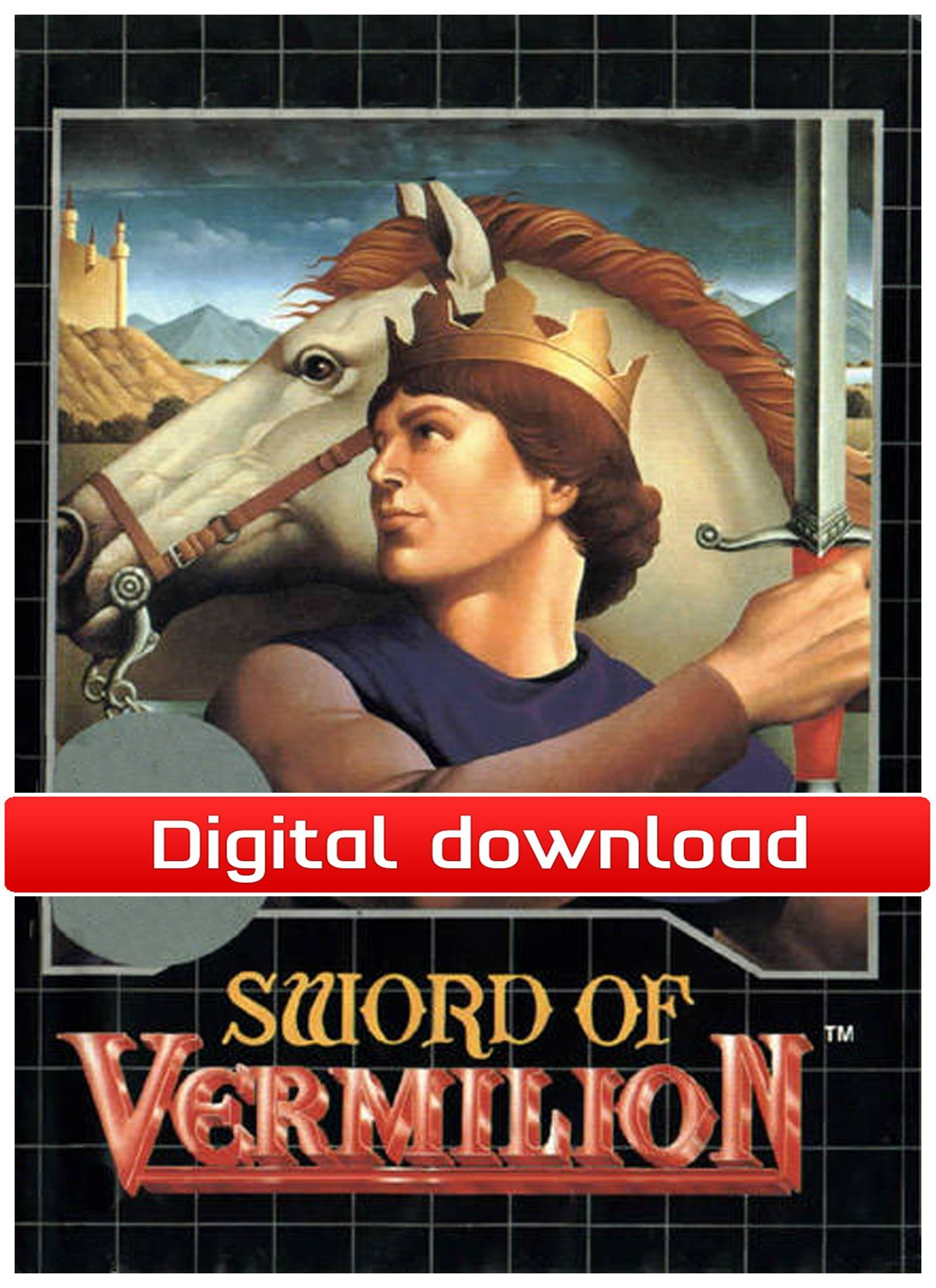 Electronic Arts Sword of Vermilion (Download)
