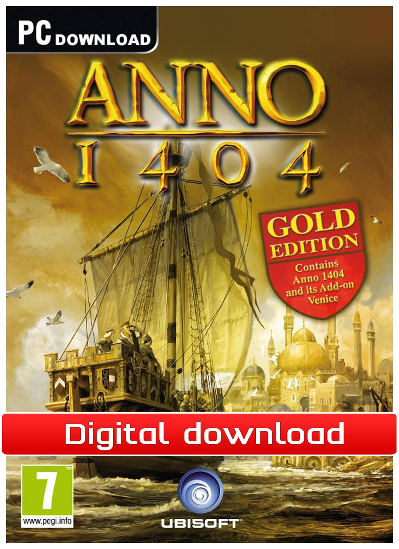 Electronic Arts Anno 1404 Gold Edition (Download)