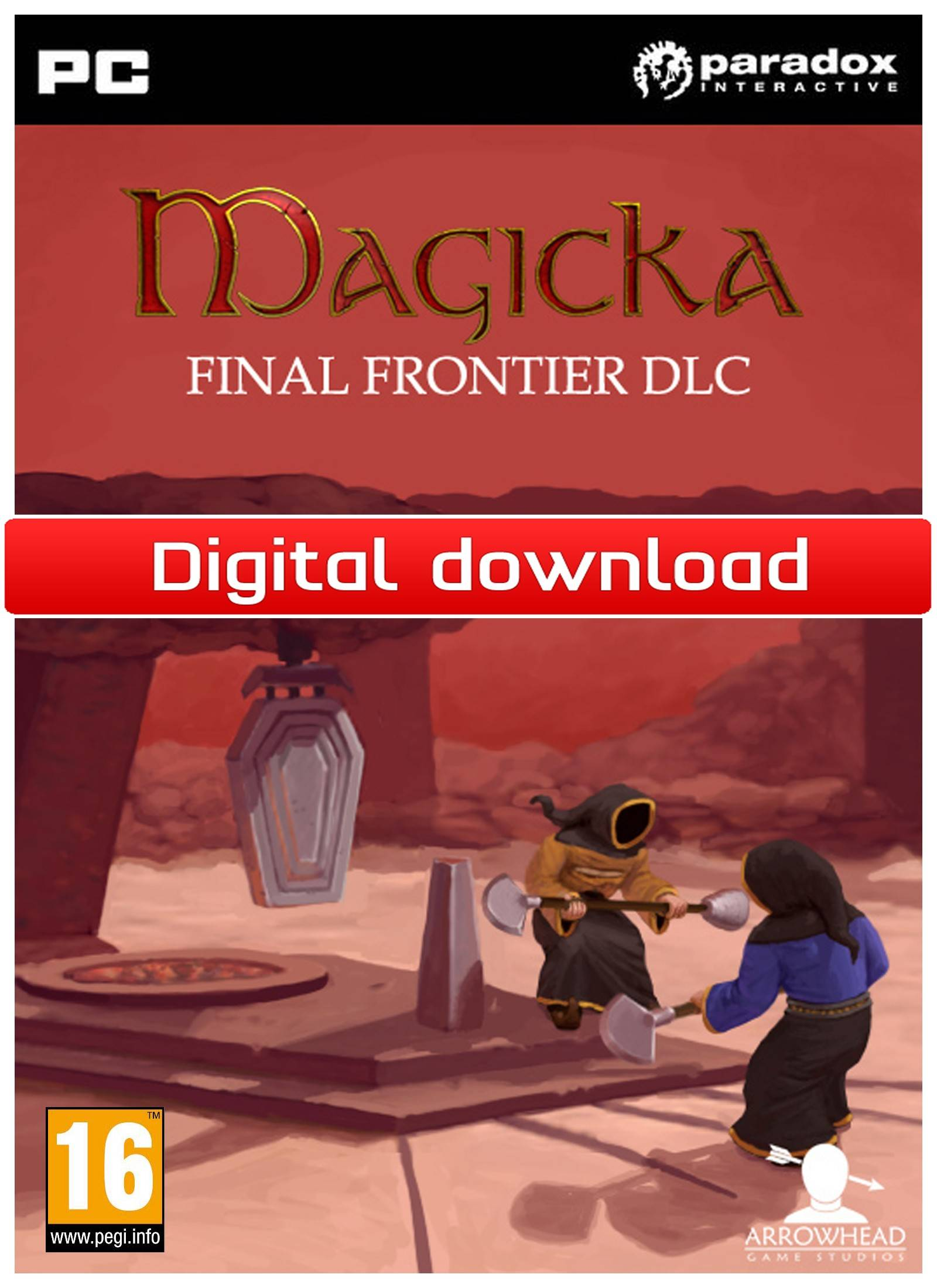 Paradox Magicka: DLC Final Frontier (Download)