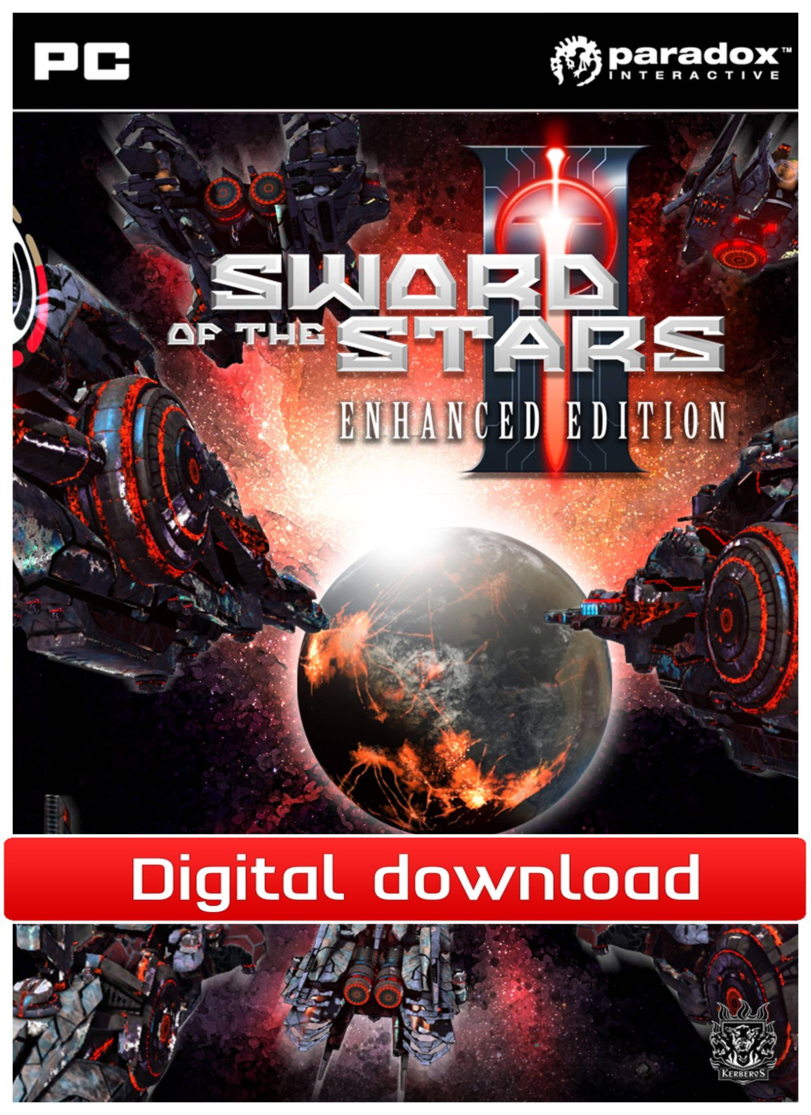 Paradox Sword of the Stars 2: Enhanced Edition (Download)