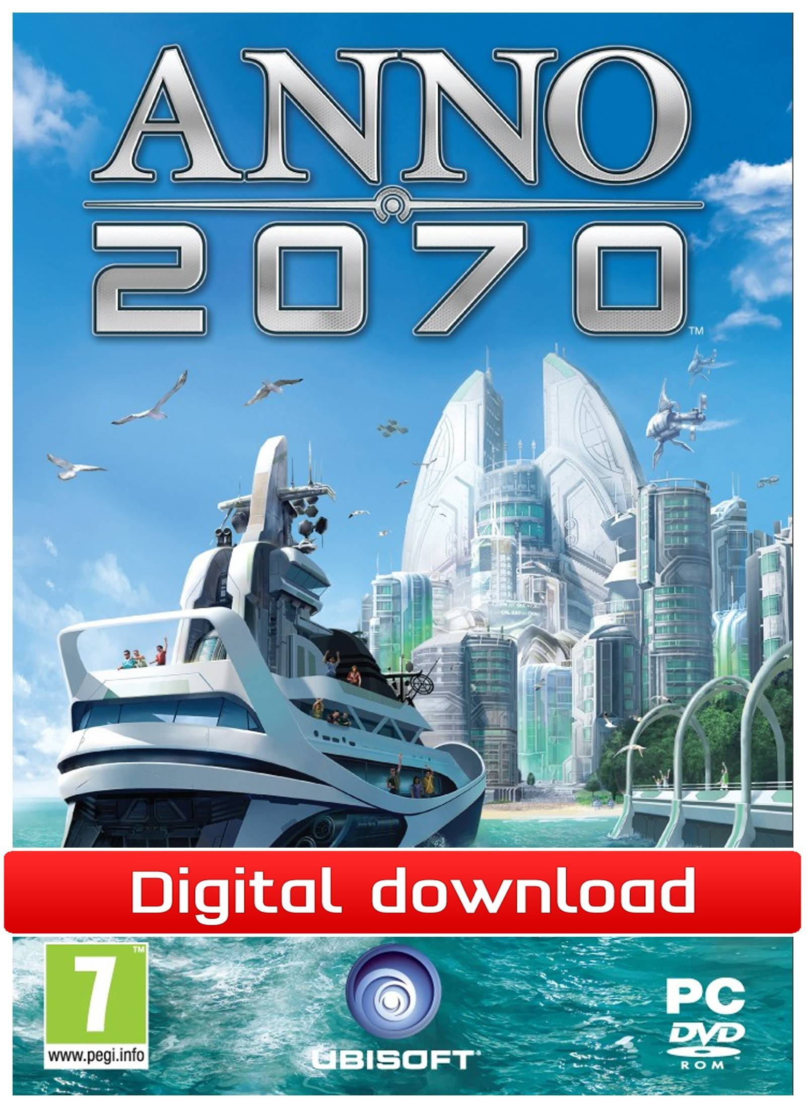 Electronic Arts Anno 2070 (Download)