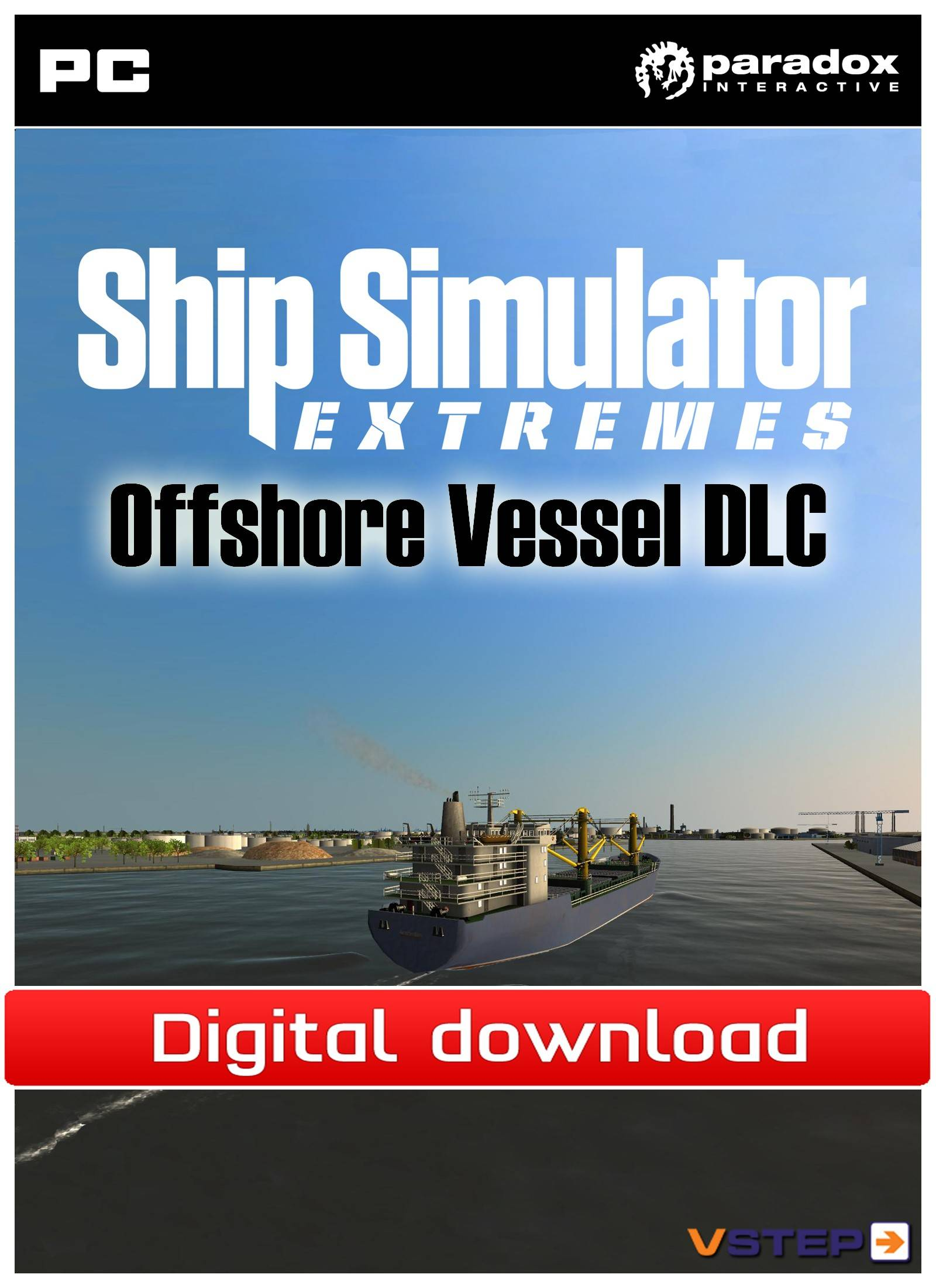 Paradox Ship Simulator Extremes: Offshore Vessel (Download)