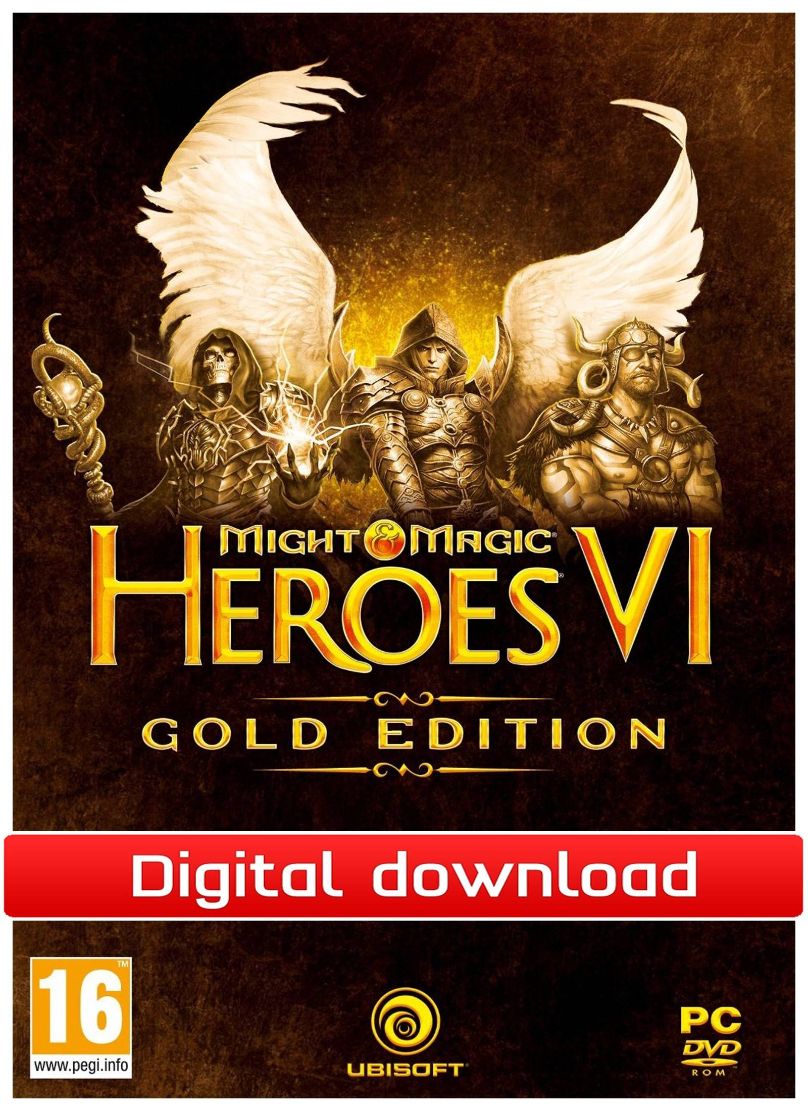 Ubisoft Might & Magic Heroes VI: Gold Edition (Download)