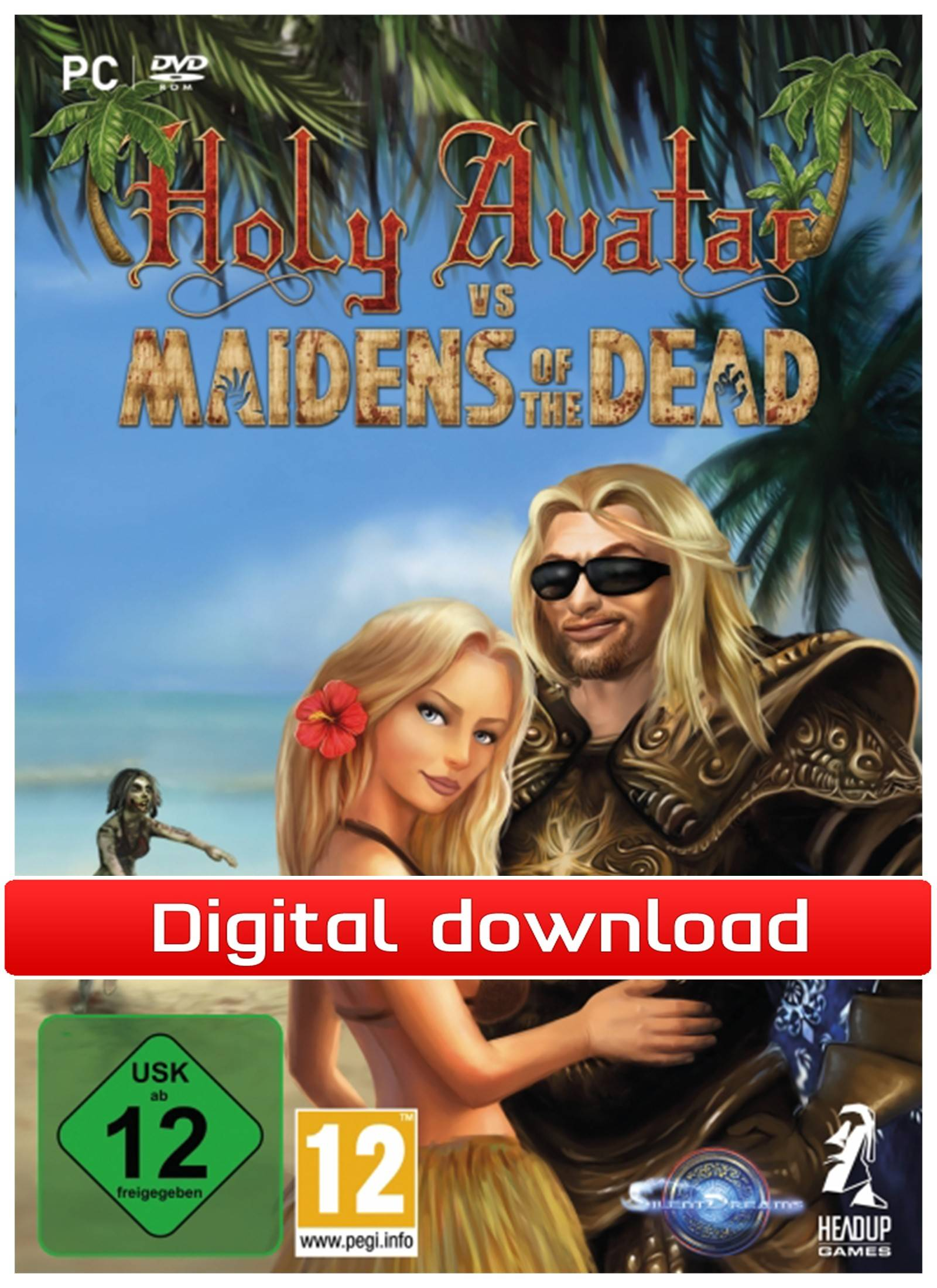 Electronic Arts Holy Avatar vs. Maidens of the Dead (Download)