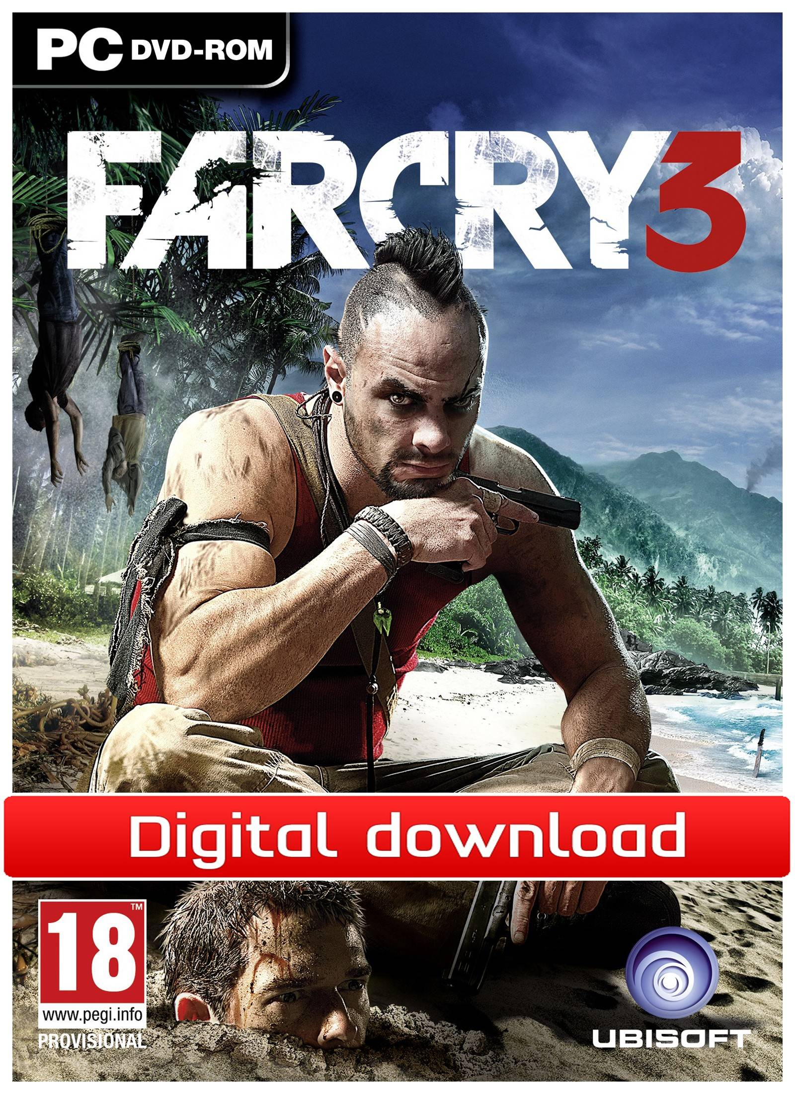 Ubisoft Far Cry 3 (Download)