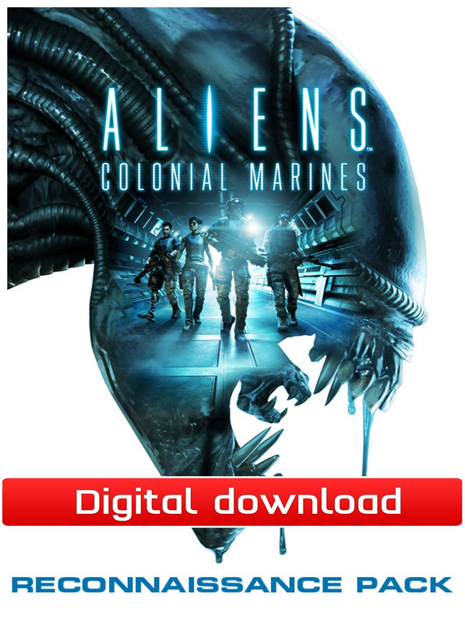 Sega Aliens: Colonial Marines - Reconnaissance Pack(Downlod)
