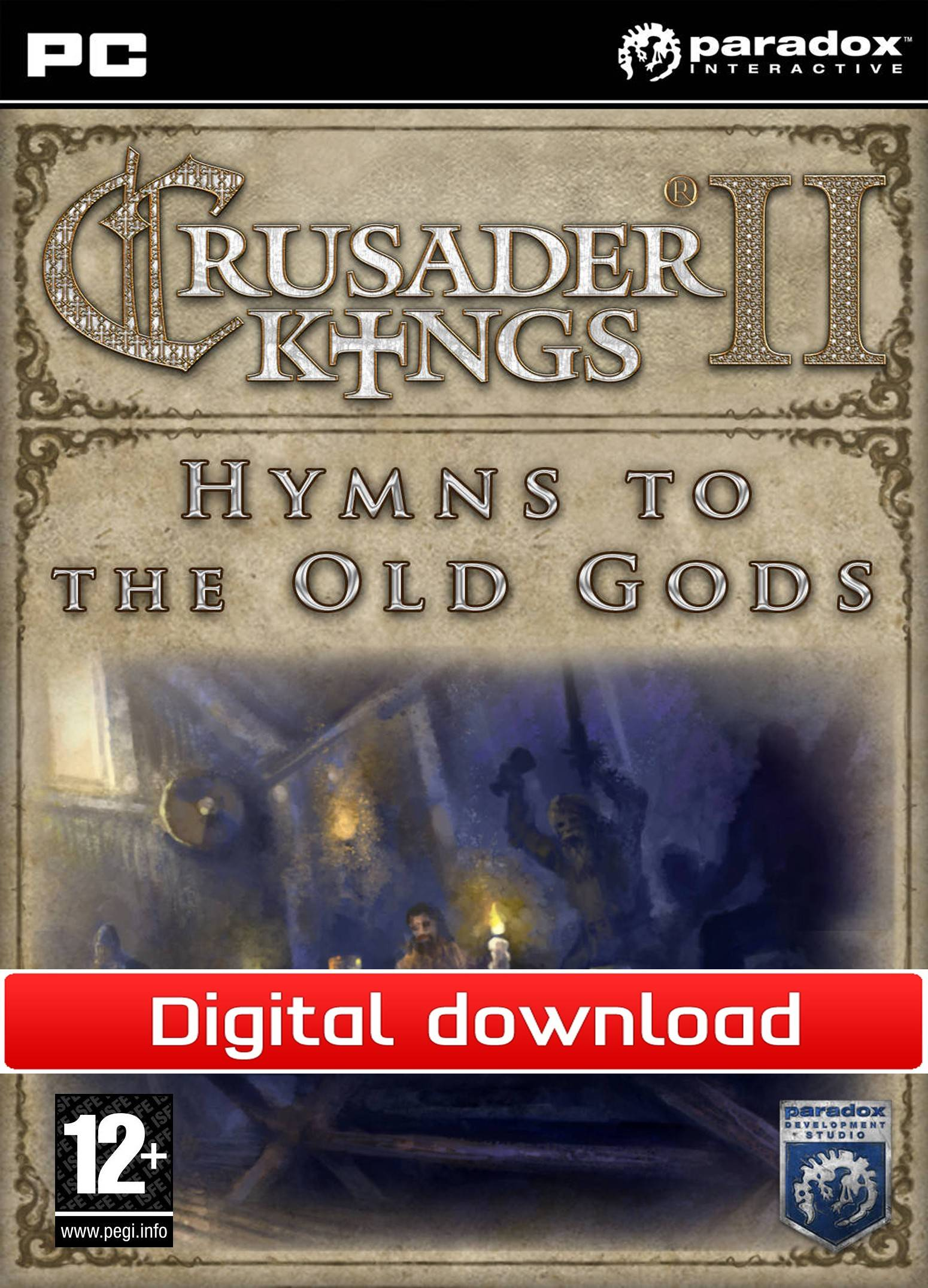 Paradox Crusader Kings II: Hymns to the Old Gods (Downl)