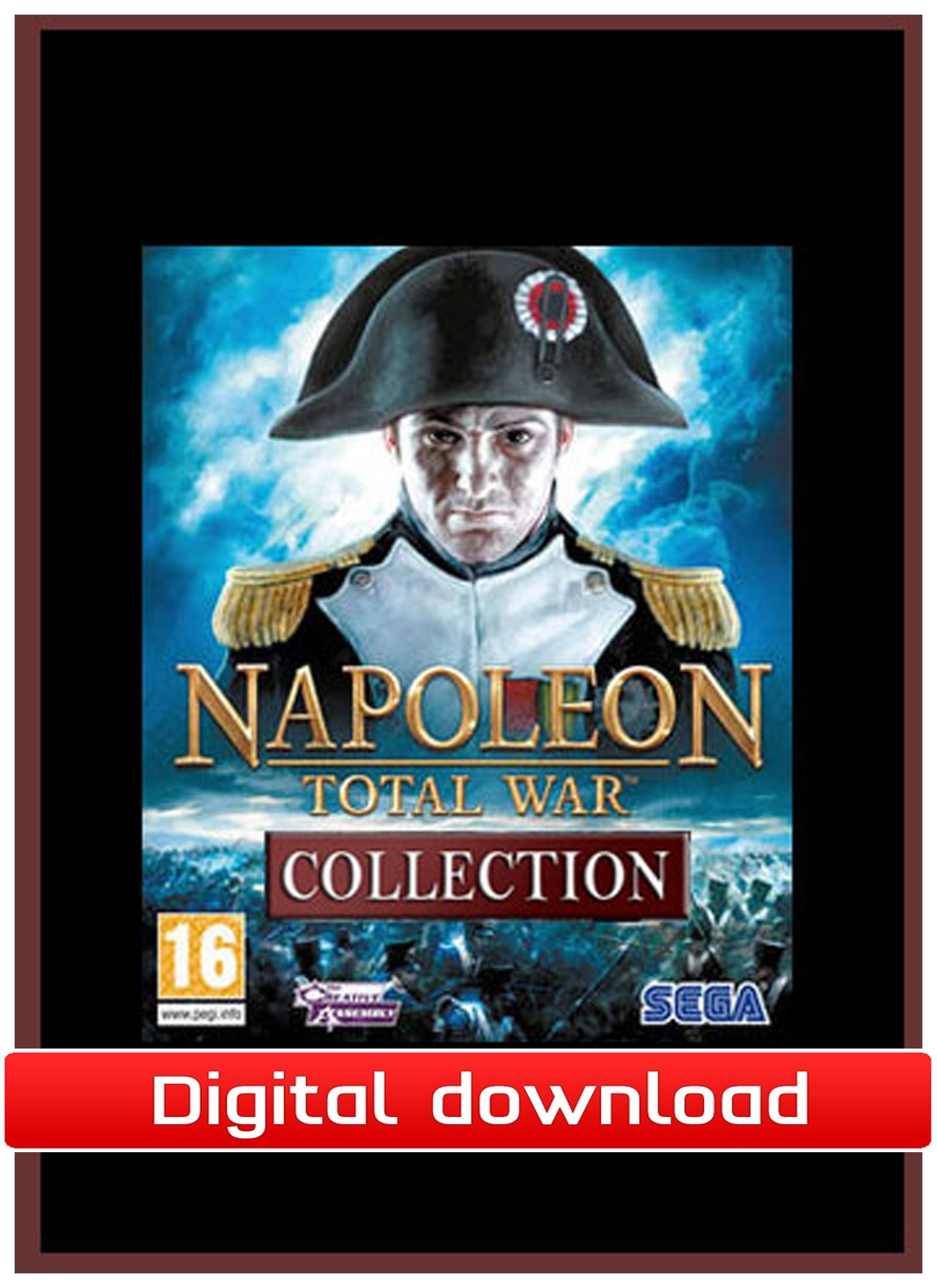 Sega Napoleon: Total War Collection (Download)