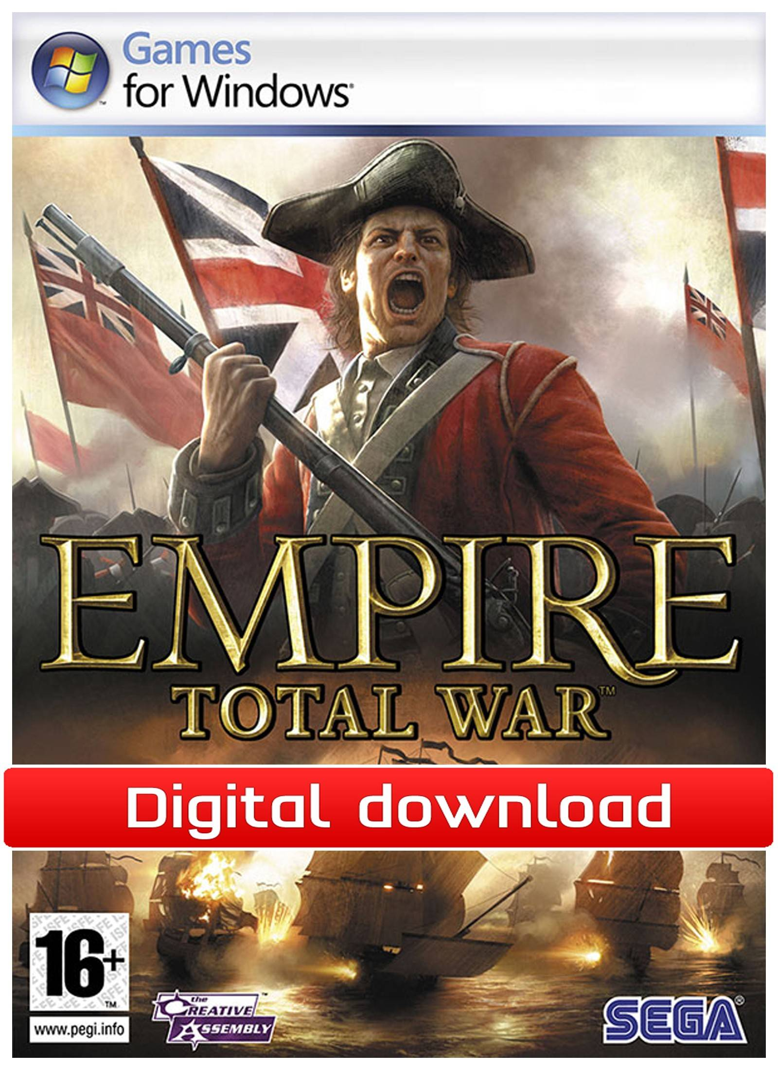 Sega Empire: Total War Collection (Download)