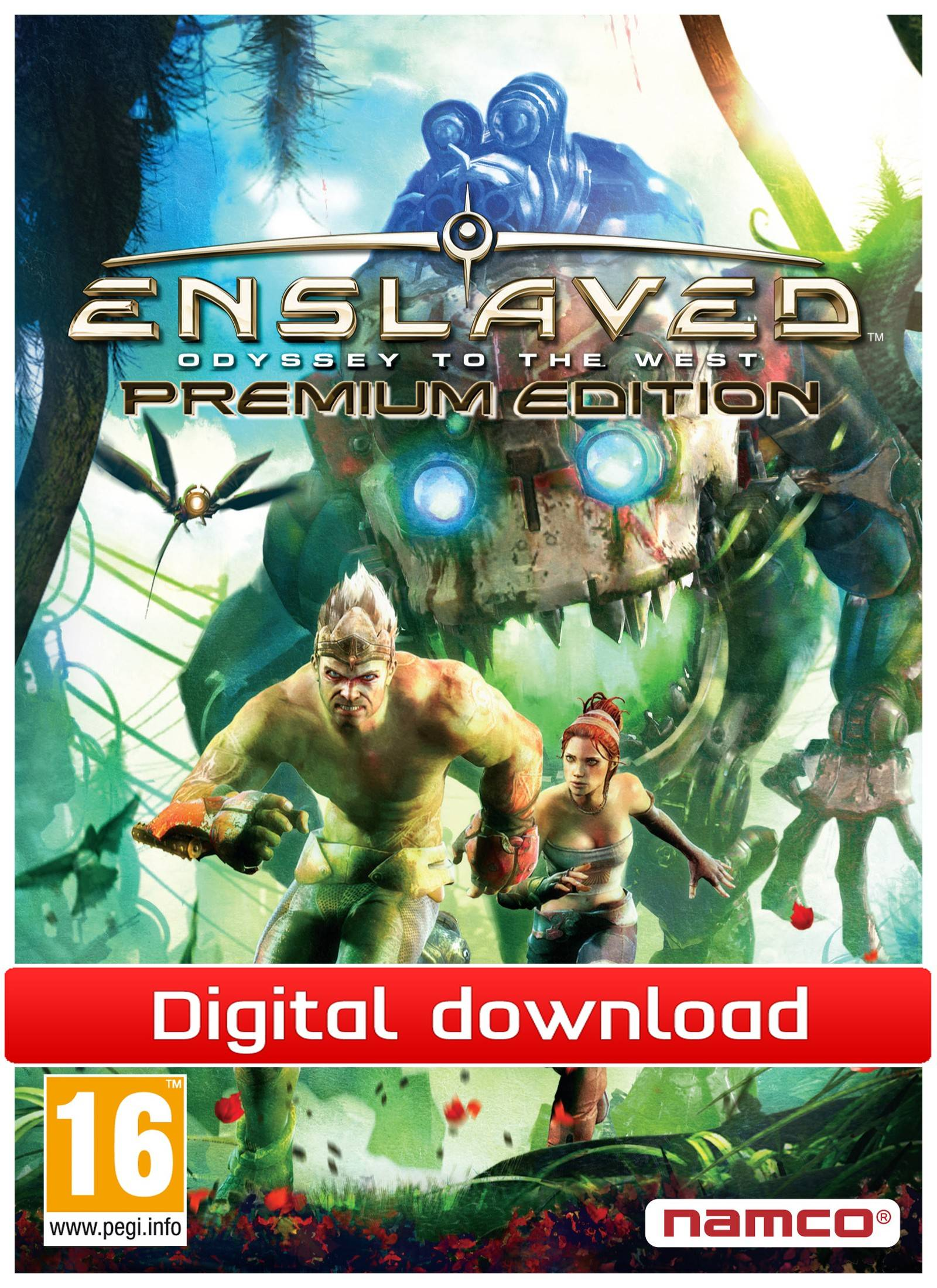 Namco Bandai ENSLAVED Odyssey to the West Premium Edition (Download)