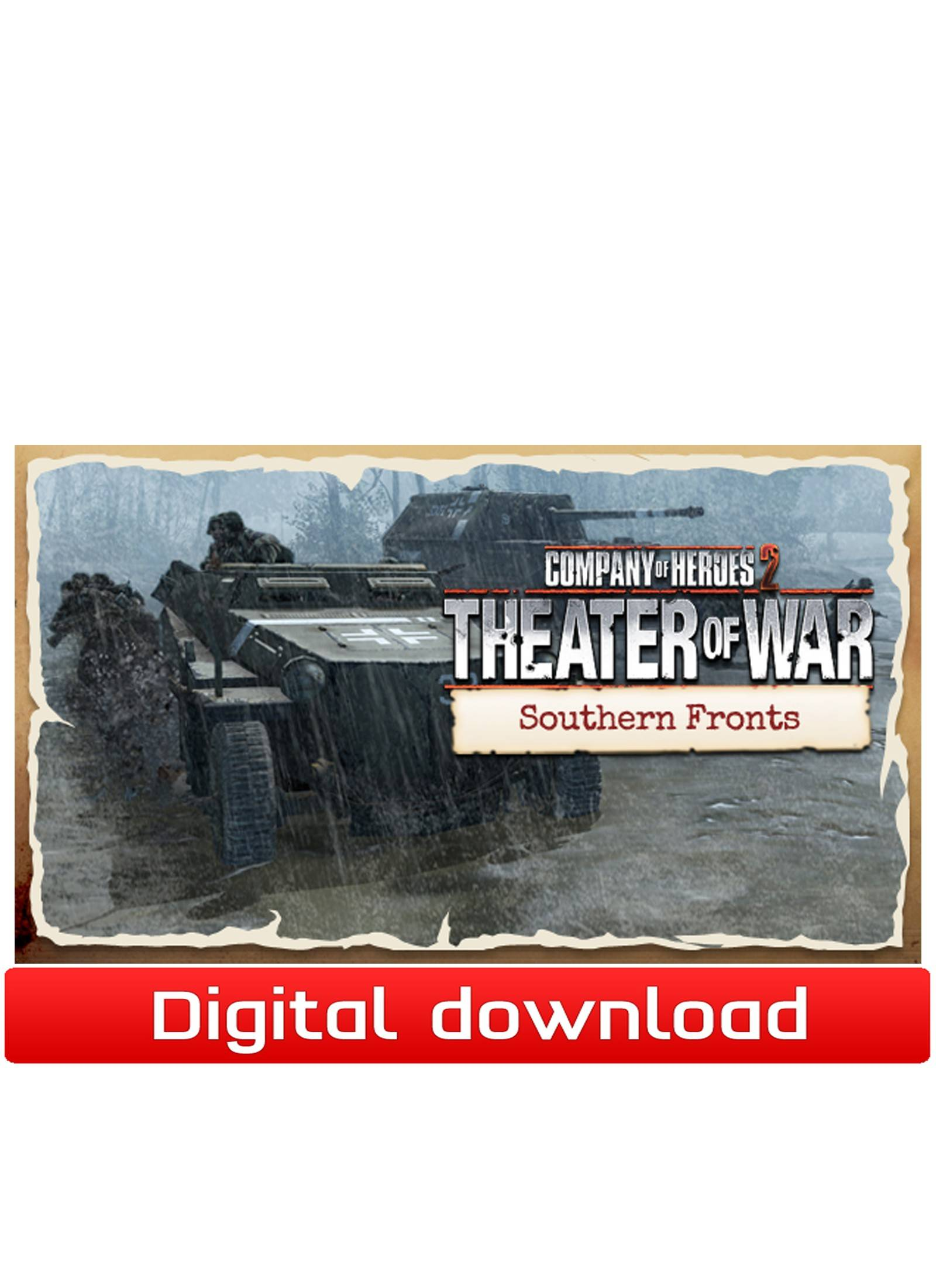 Sega Company of Heroes 2 - Southern Fronts (Download)