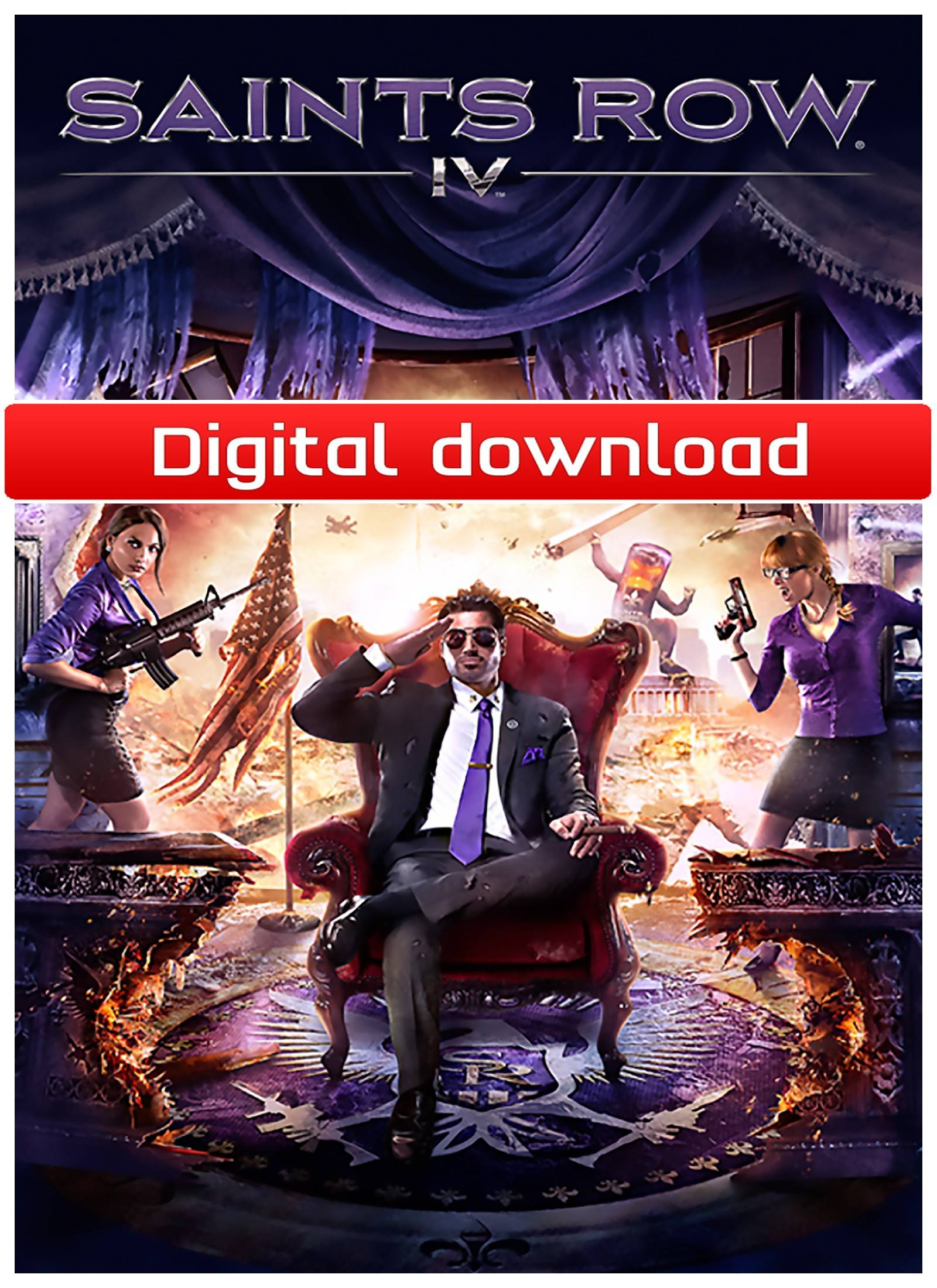 Electronic Arts Saints Row IV - The Rectifier (Download)