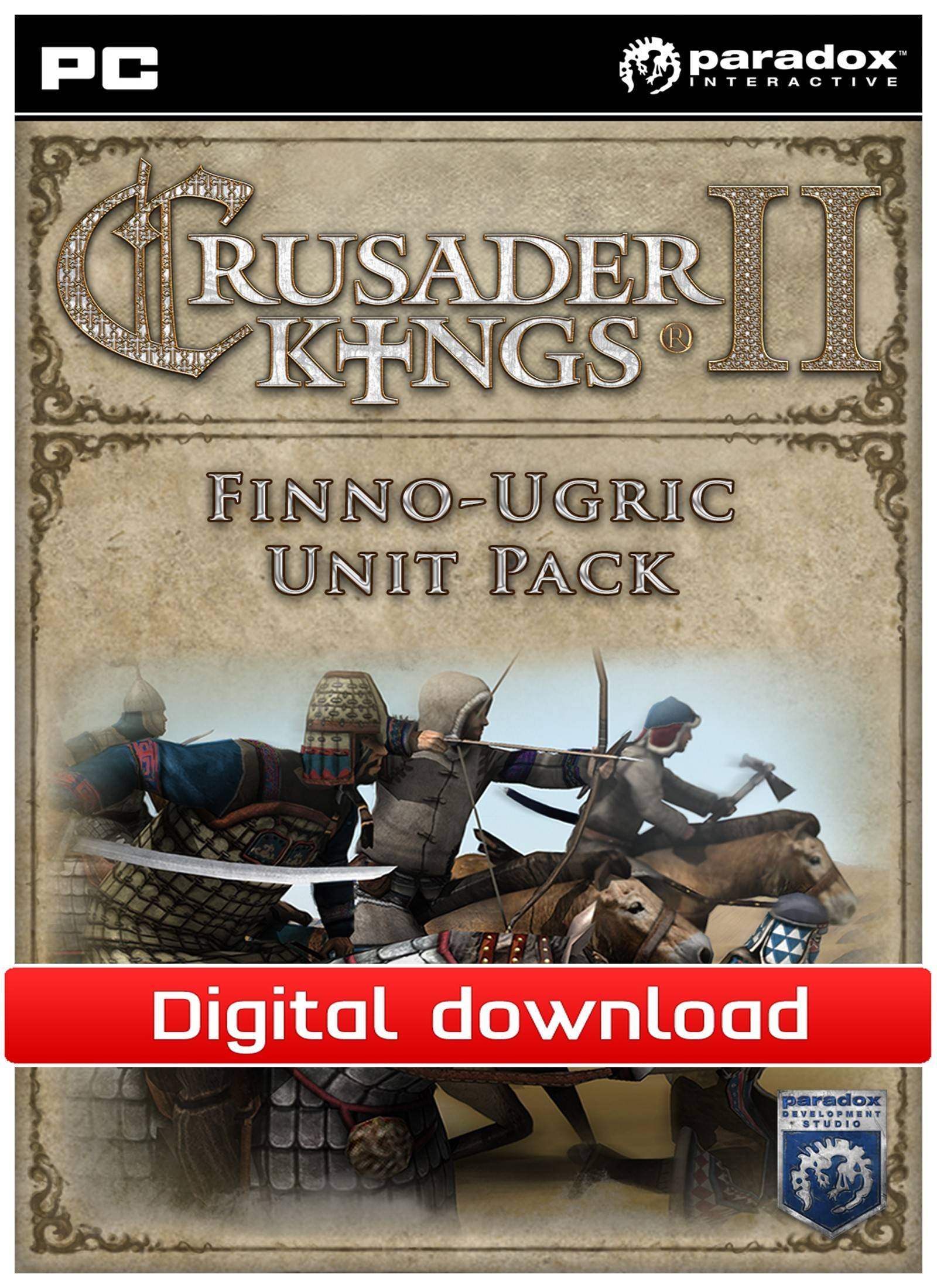 Electronic Arts Crusader Kings II: Finno-Ugric Unit Pack DLC (Downl)