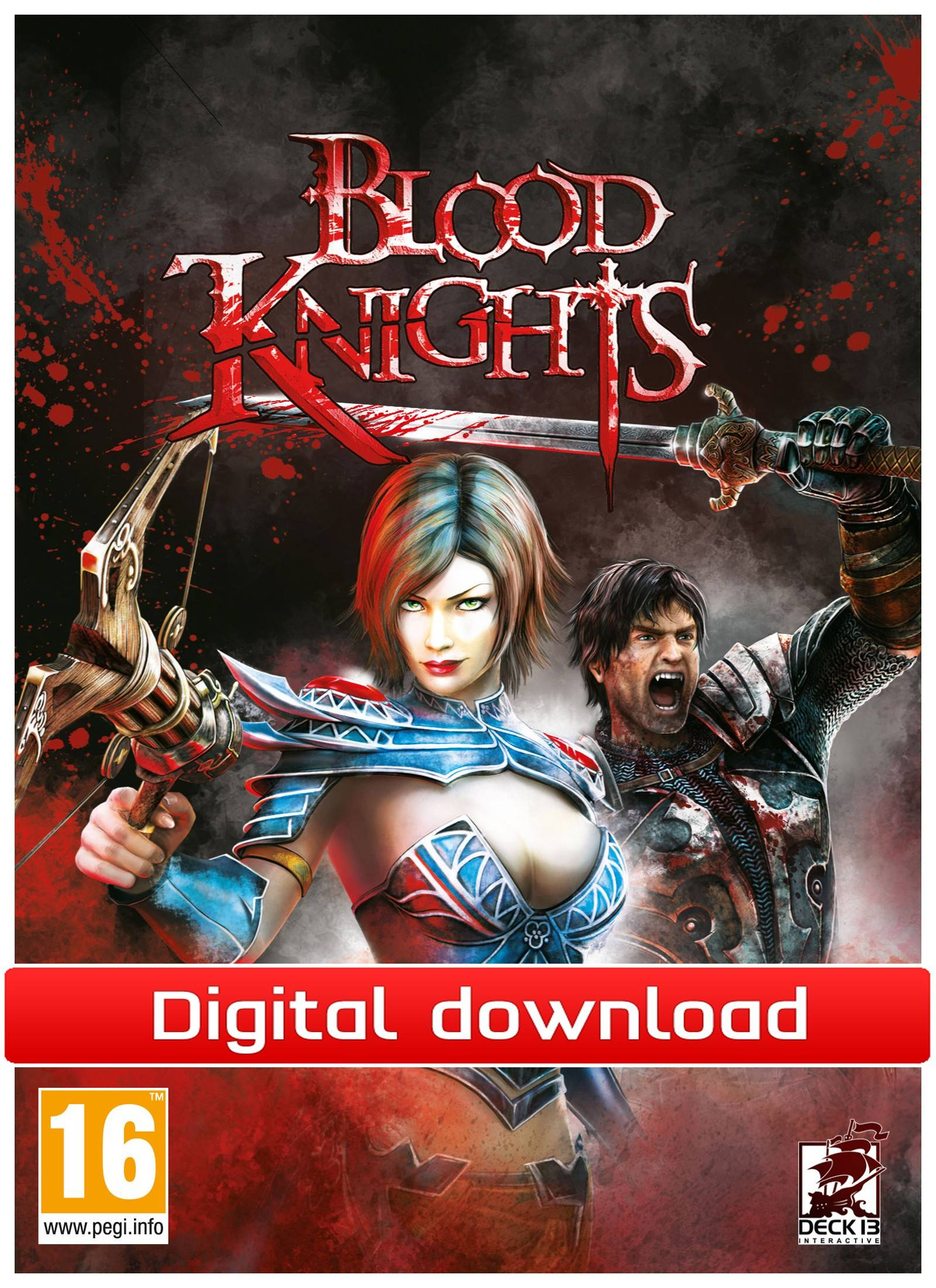 Kalypso Blood Knights (Download)