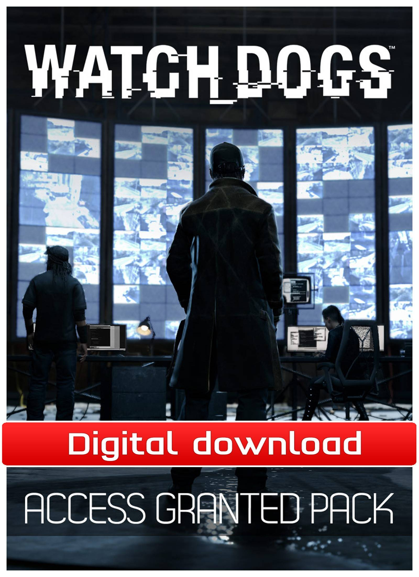 Ubisoft Watch Dogs DLC 2 - Access Granted Pack (Download)