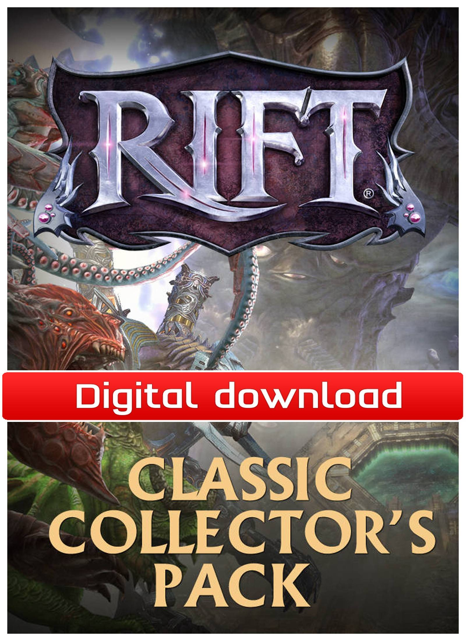 Electronic Arts RIFT - DLC Classic Collectors Pack (Download)