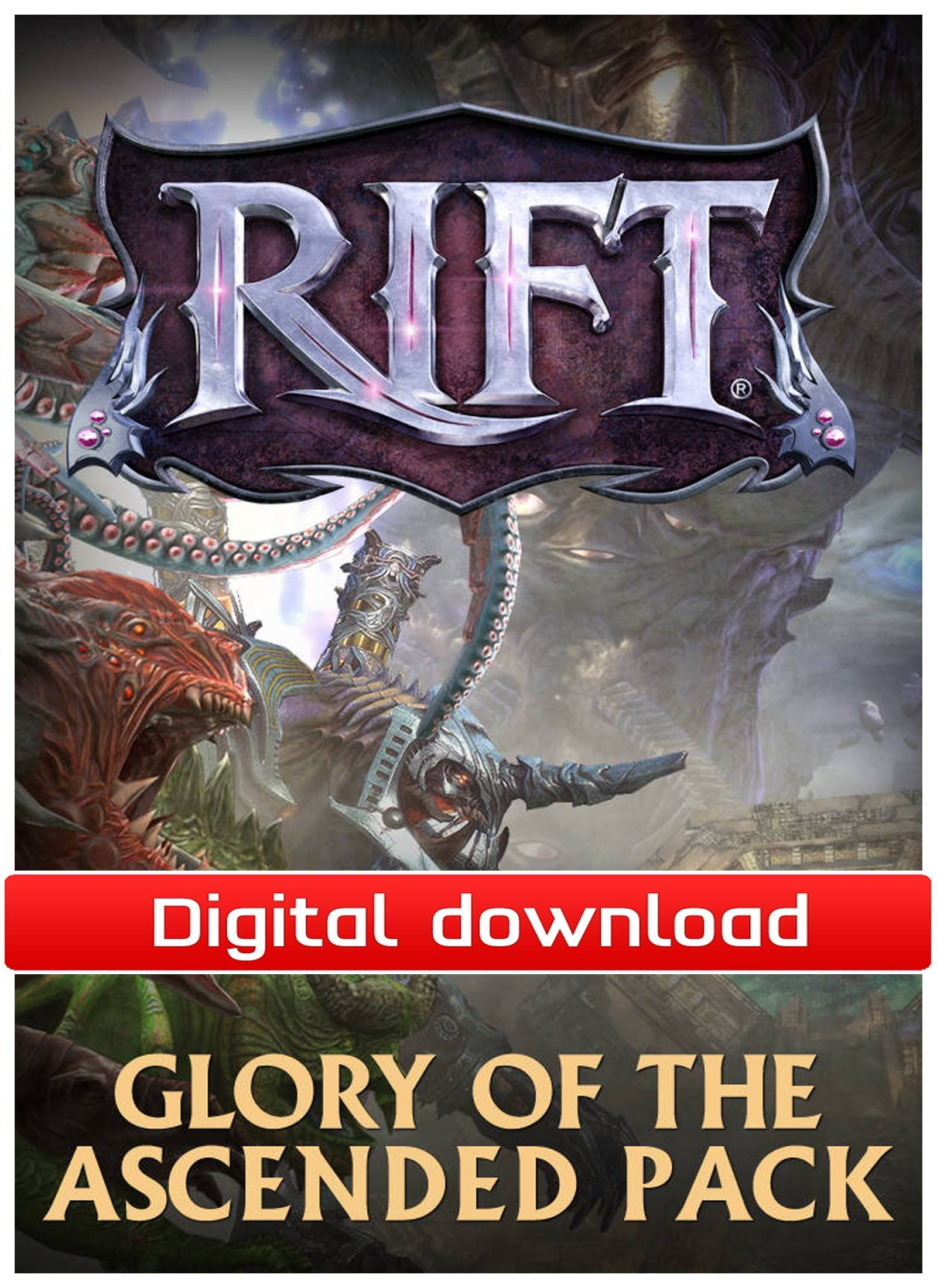 Electronic Arts RIFT - DLC Glory of the Ascended Pack (Download)