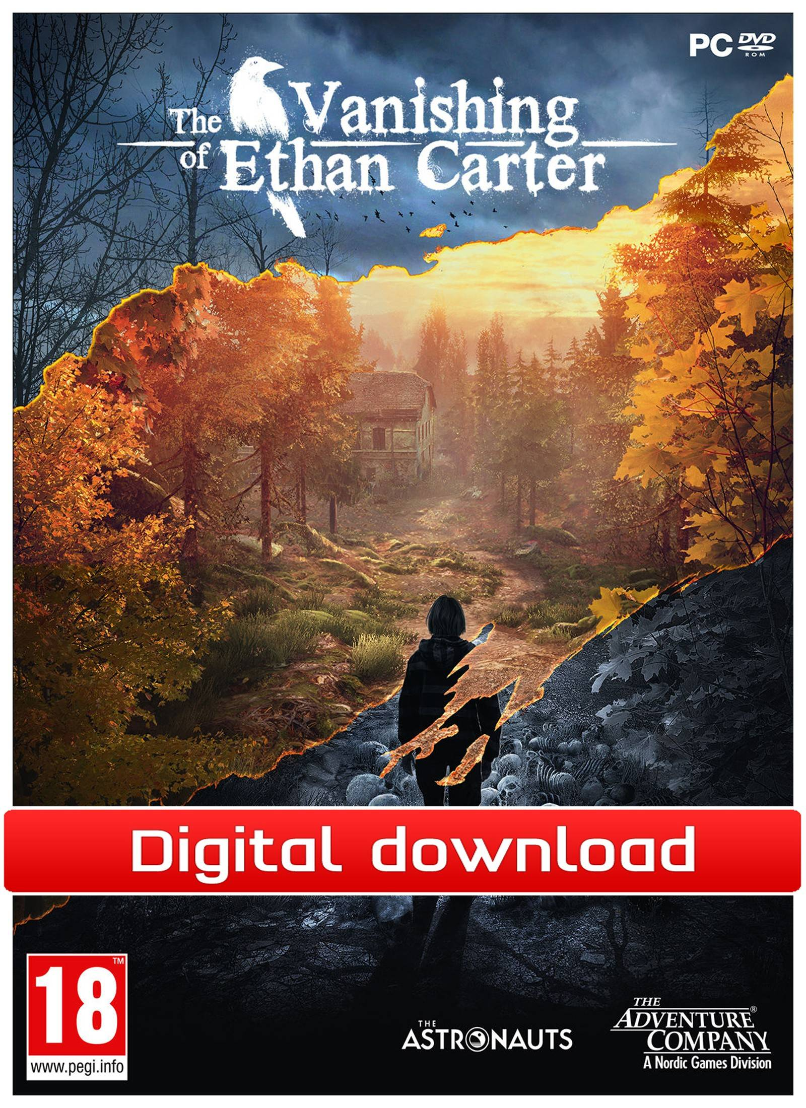 Nordic Games GmbH The Vanishing of Ethan Carter (Download)