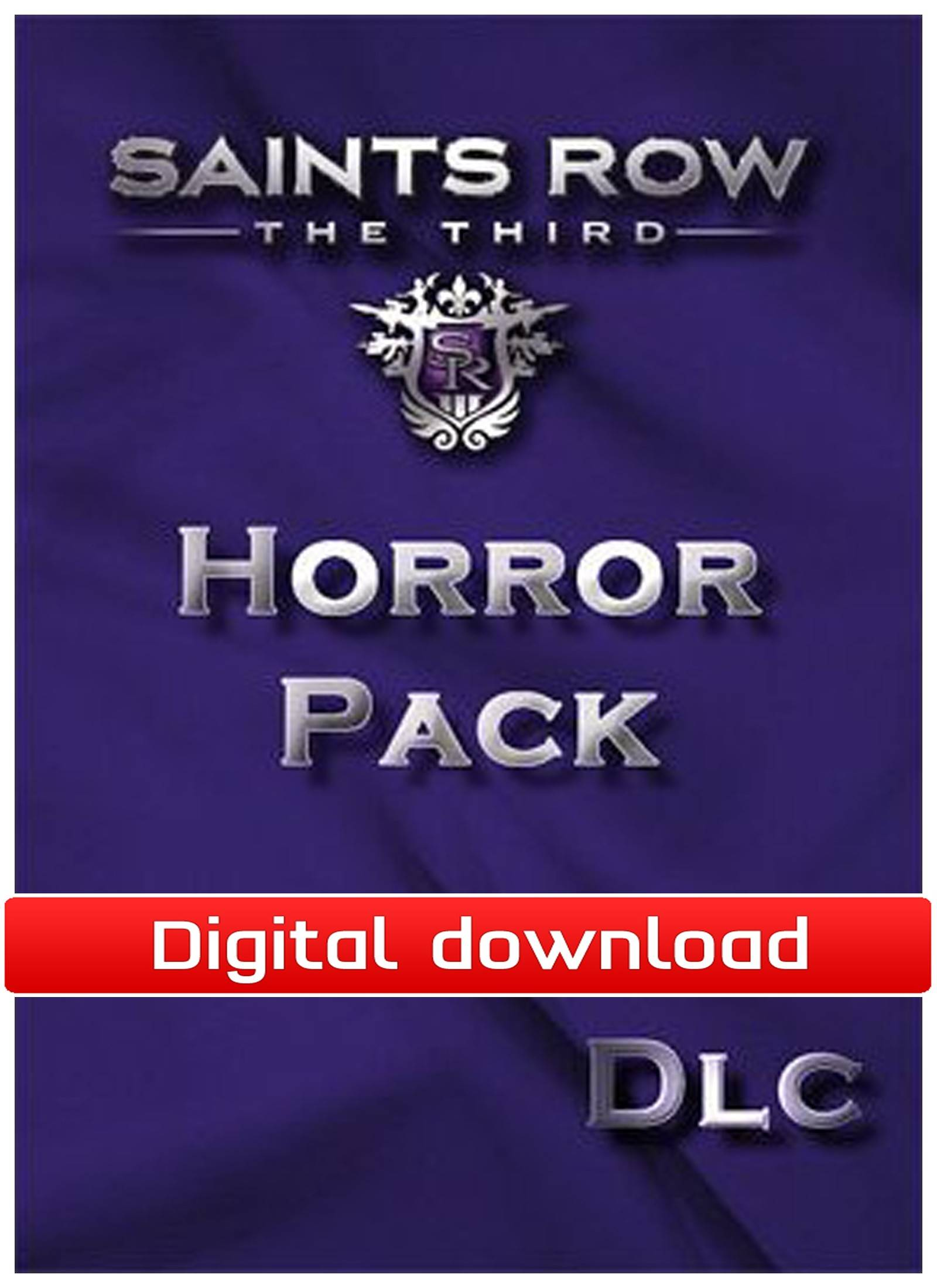 Electronic Arts Saints Row: The Third - DLC Horror Pack (Download)