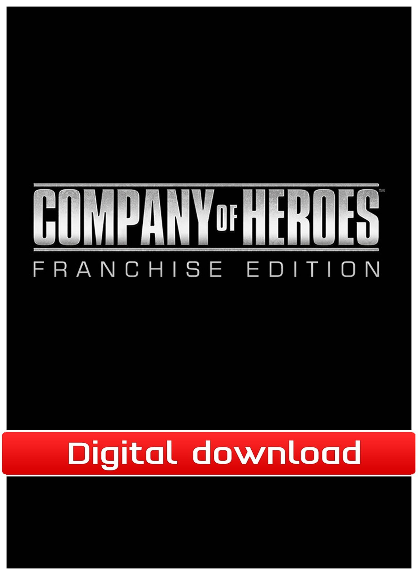 Sega Company of Heroes Franchise Edition (Download)