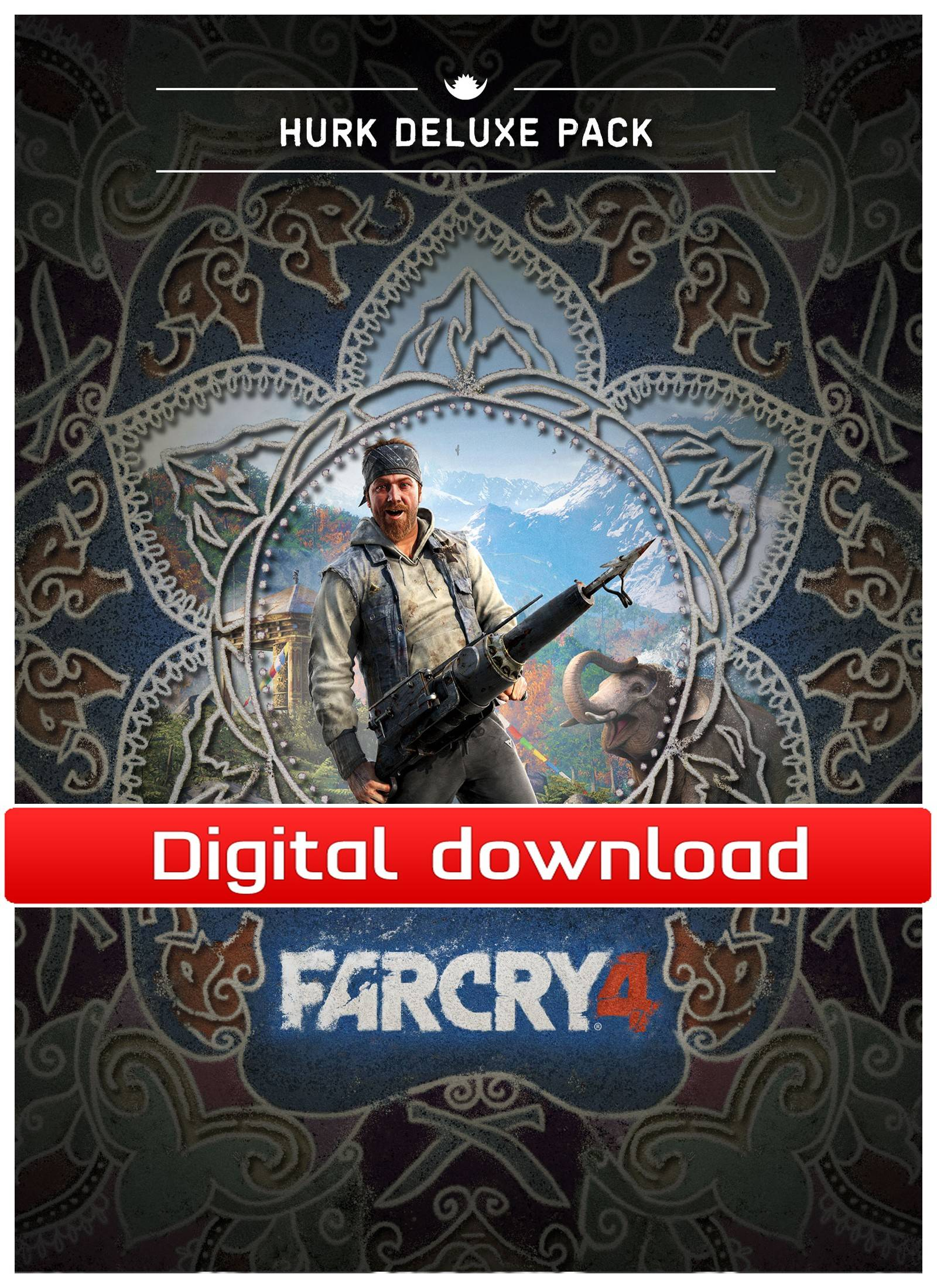 Ubisoft Far Cry 4: Hurk Deluxe Pack (Download)
