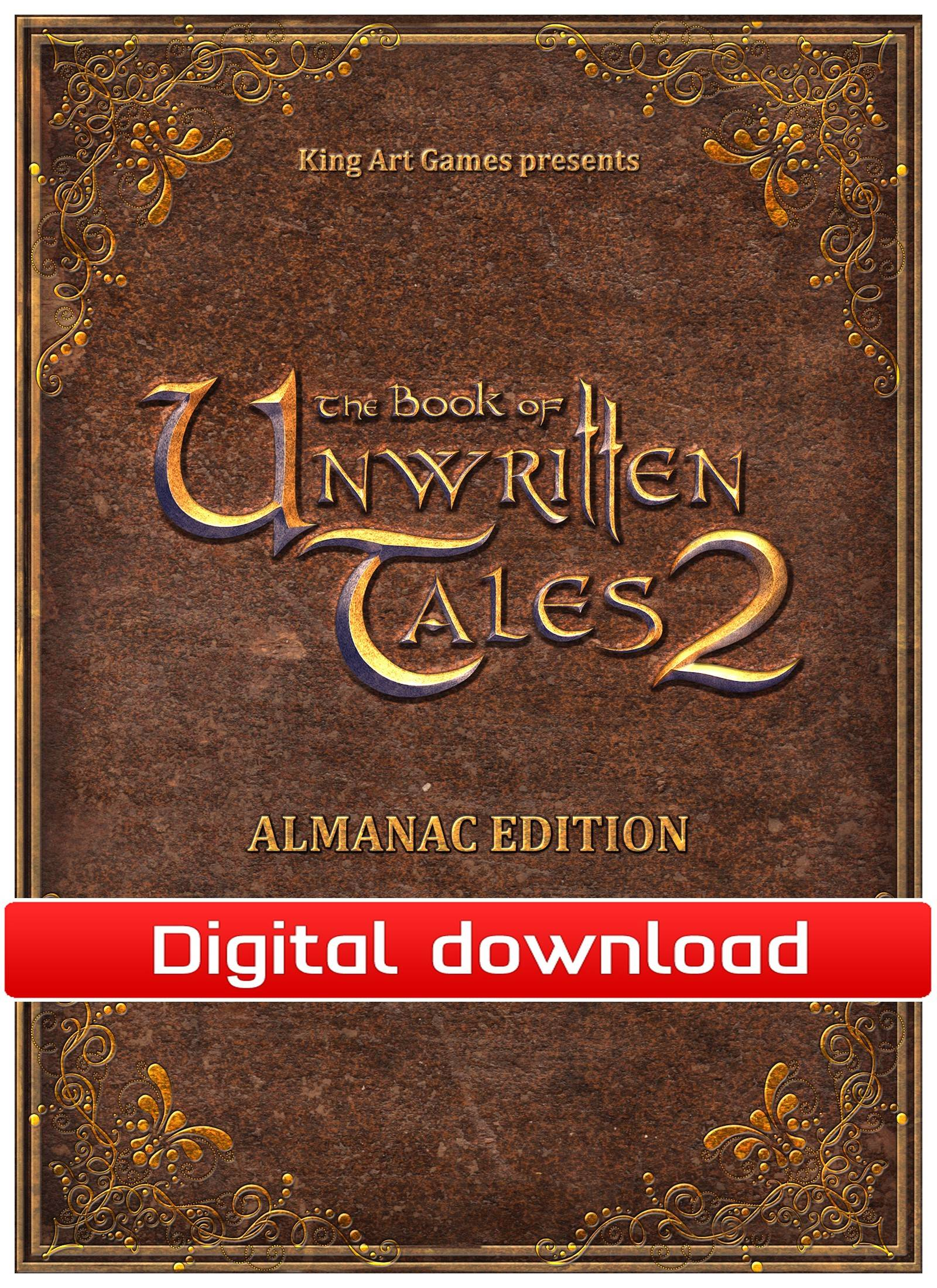 Nordic Games GmbH The Book of Unwritten Tales 2 Almanac Edition (PCDD)